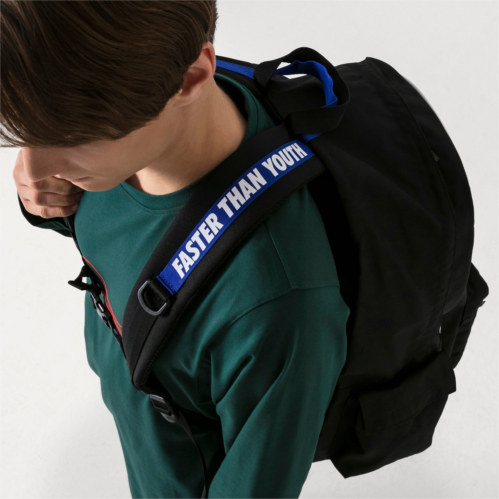 Thumbnail 3 of PUMA x ADER ERROR Rucksack, Puma Black, medium