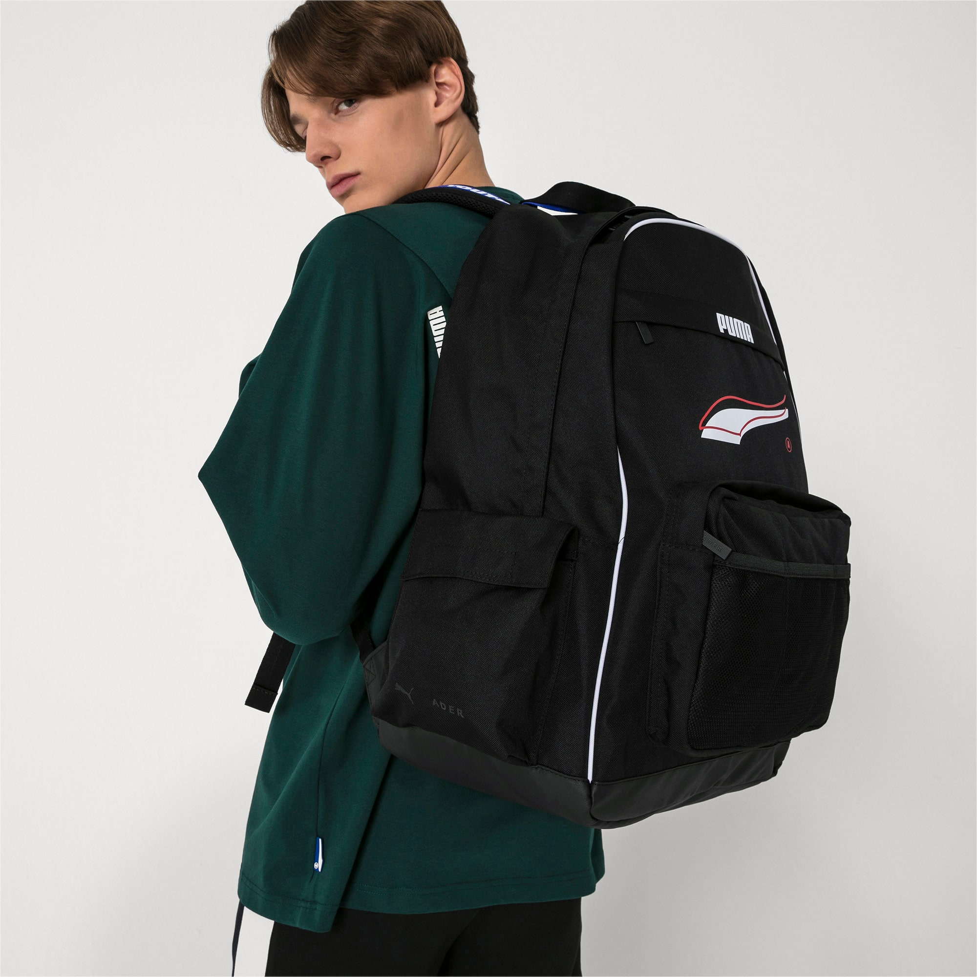 Thumbnail 4 of PUMA x ADER ERROR Rucksack, Puma Black, medium