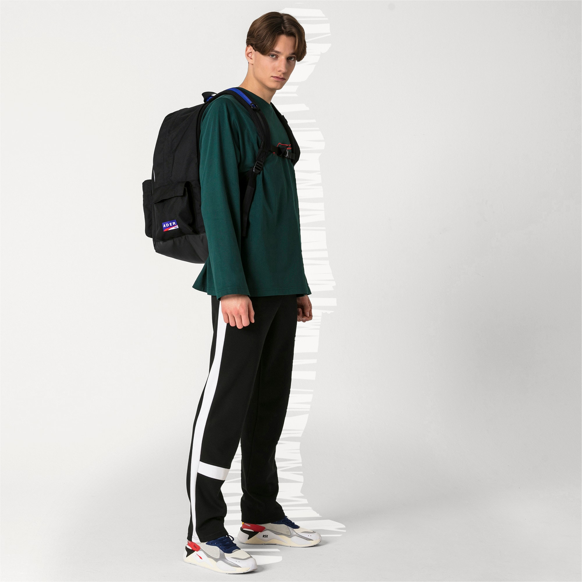 Thumbnail 2 of PUMA x ADER ERROR Rucksack, Puma Black, medium