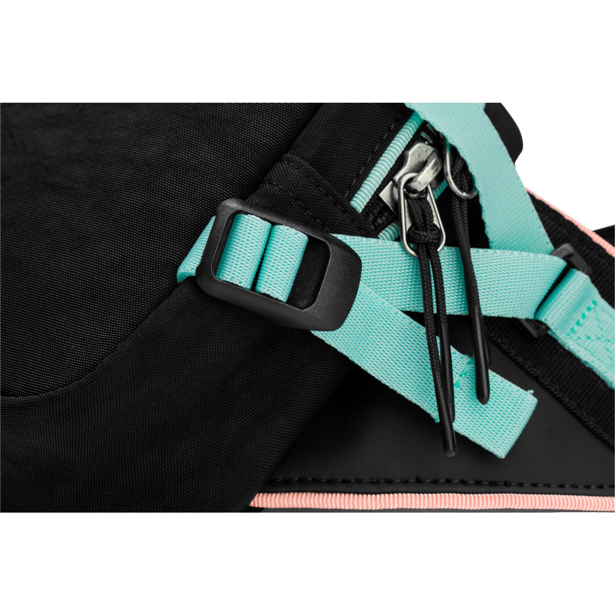 Thumbnail 5 of PUMA x DIAMOND Crossbody Bag, Diamond Blue-AOP, medium