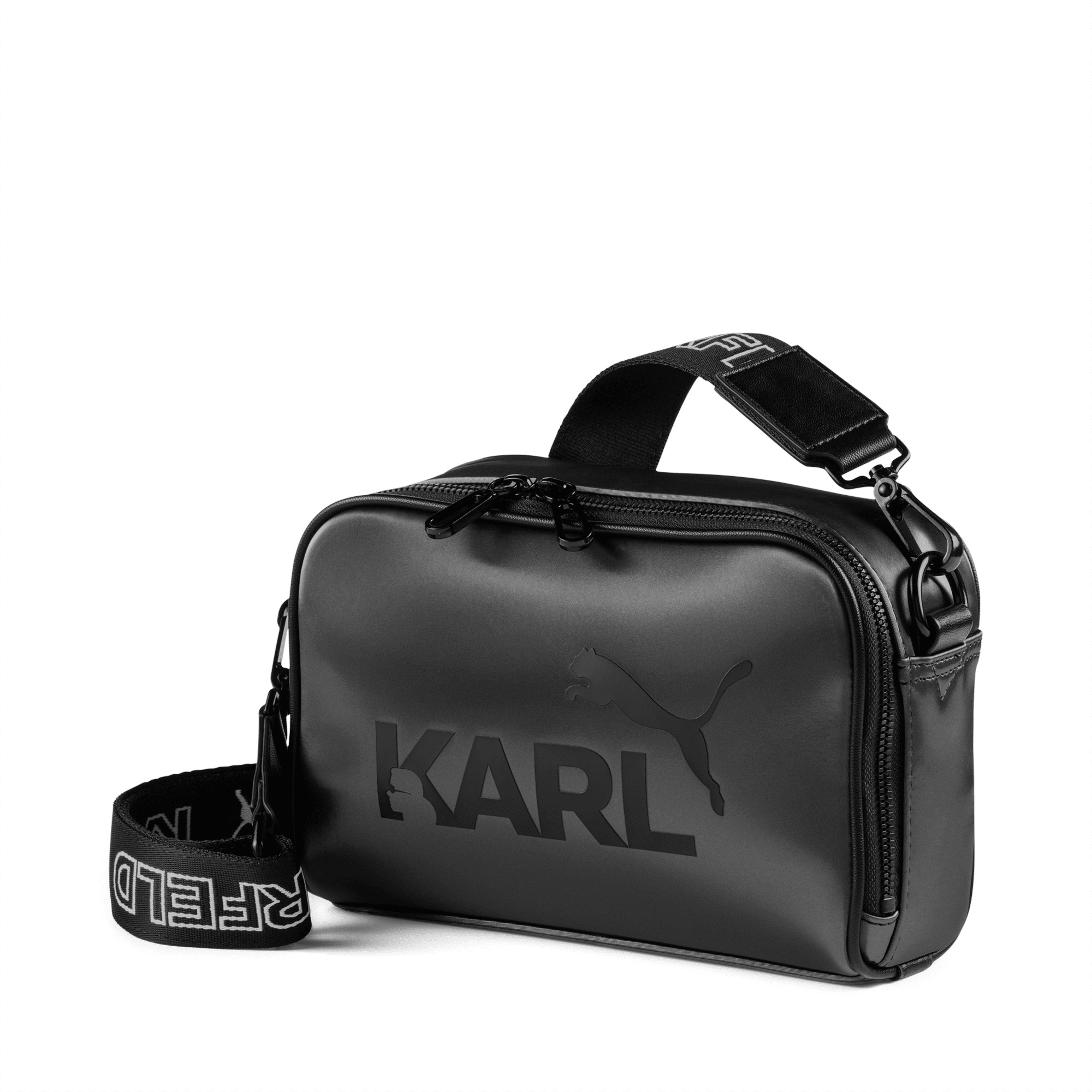 PUMA x KARL LAGERFELD Small Shoulder Bag