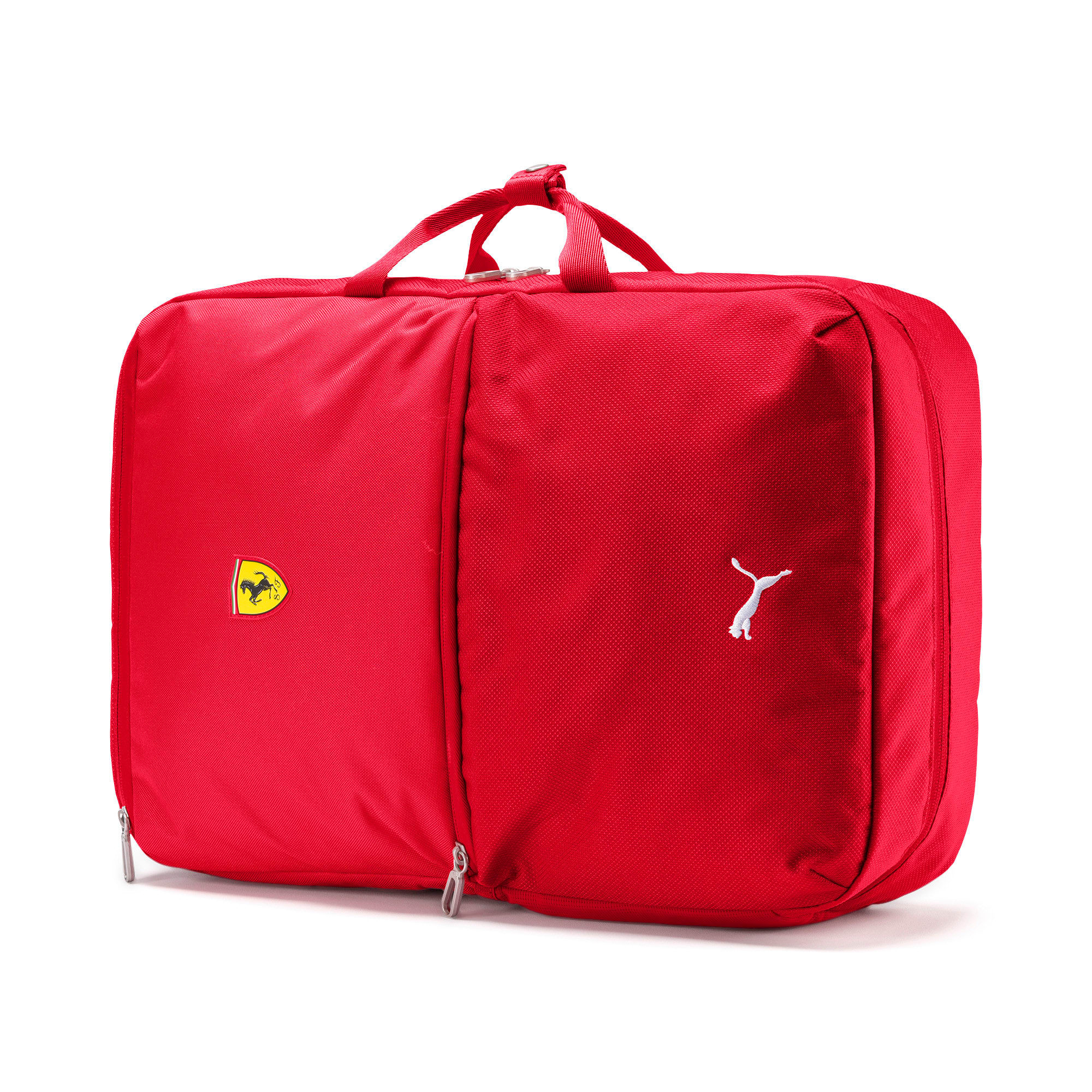 Thumbnail 3 of Ferrari Replica Backpack, Rosso Corsa, medium