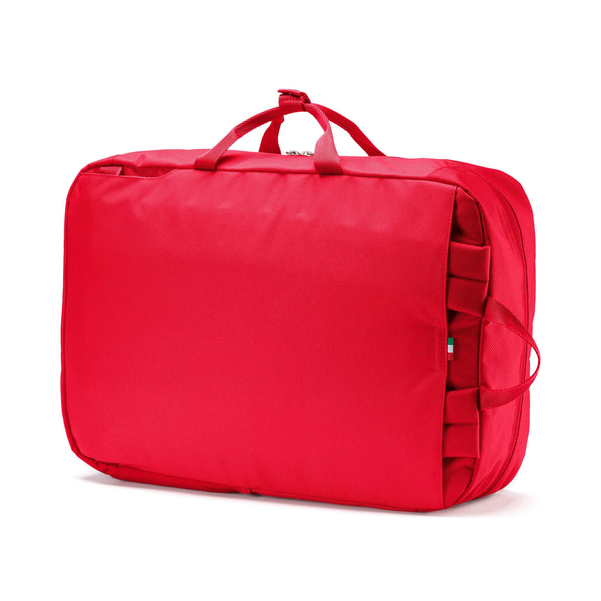 Thumbnail 4 of Ferrari Replica Backpack, Rosso Corsa, medium