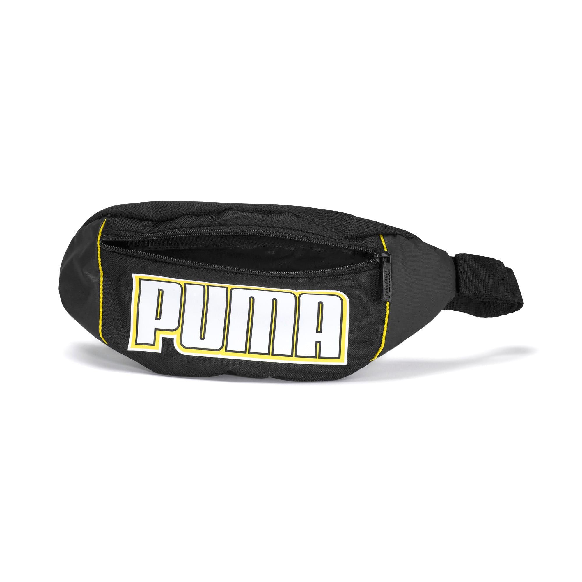 Thumbnail 3 of Women's Core Now Waist Bag, Puma Black, medium