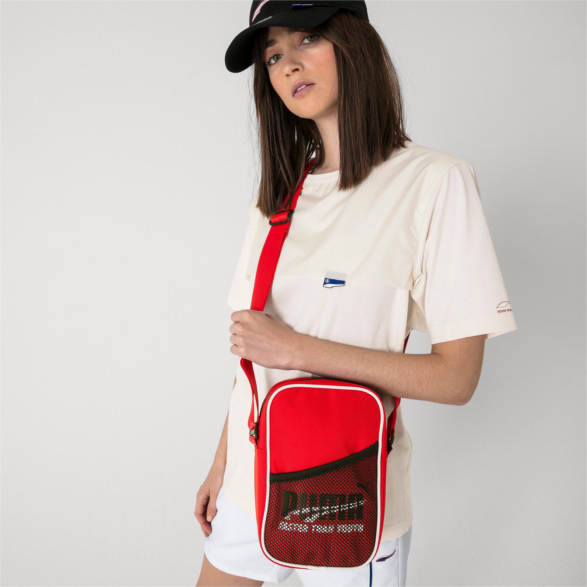 Thumbnail 6 of PUMA x ADER ERROR Portable Bag, Puma Red, medium