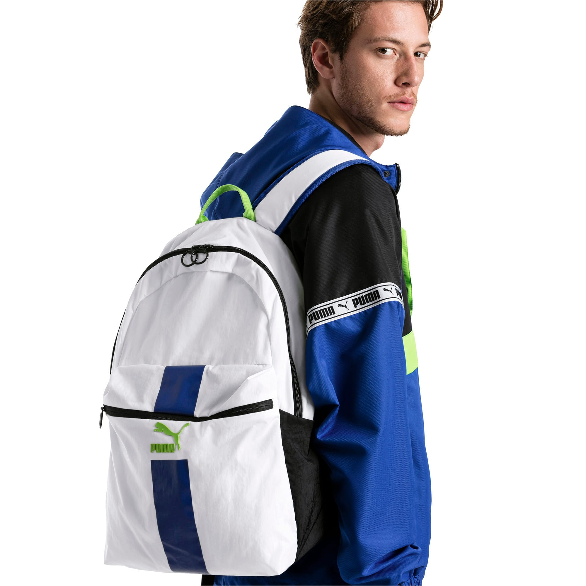 Thumbnail 2 of Originals Daypack, Puma White, medium