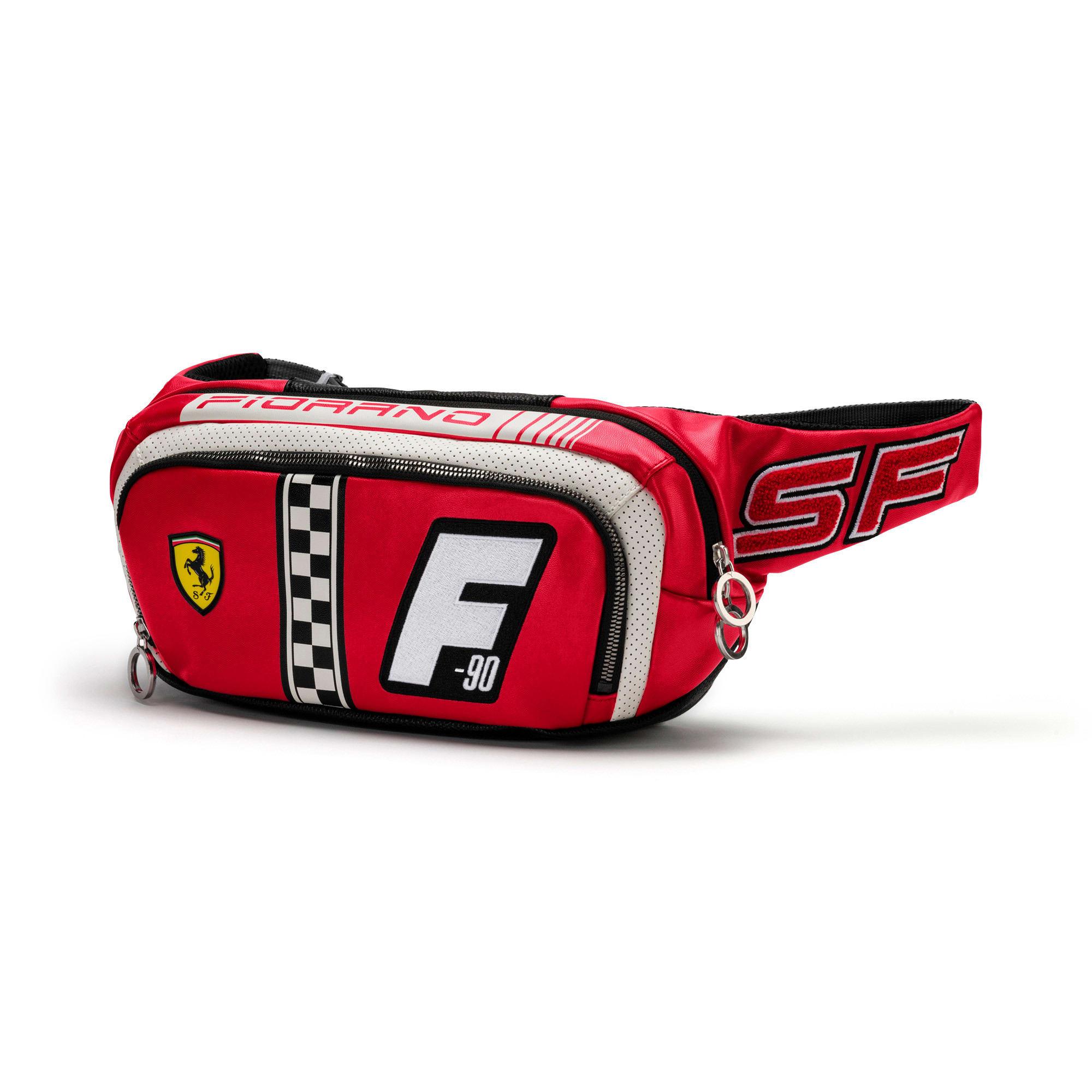 Thumbnail 1 of Ferrari Cat Crossbody Tasche, Rosso Corsa, medium