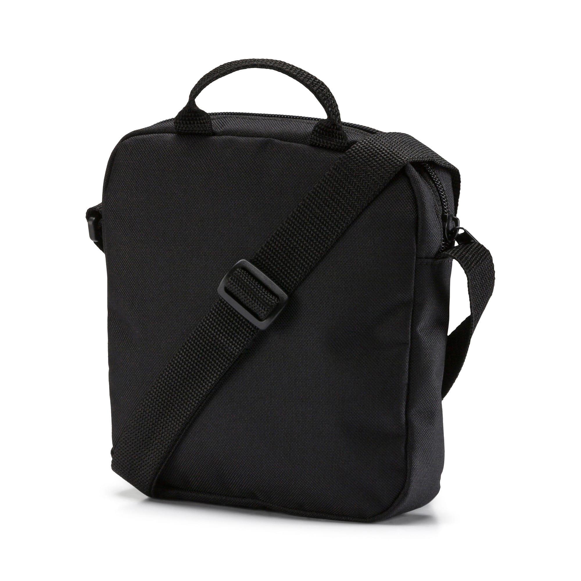 Thumbnail 2 of Plus Portable II Shoulder Bag, Puma Black, medium-IND