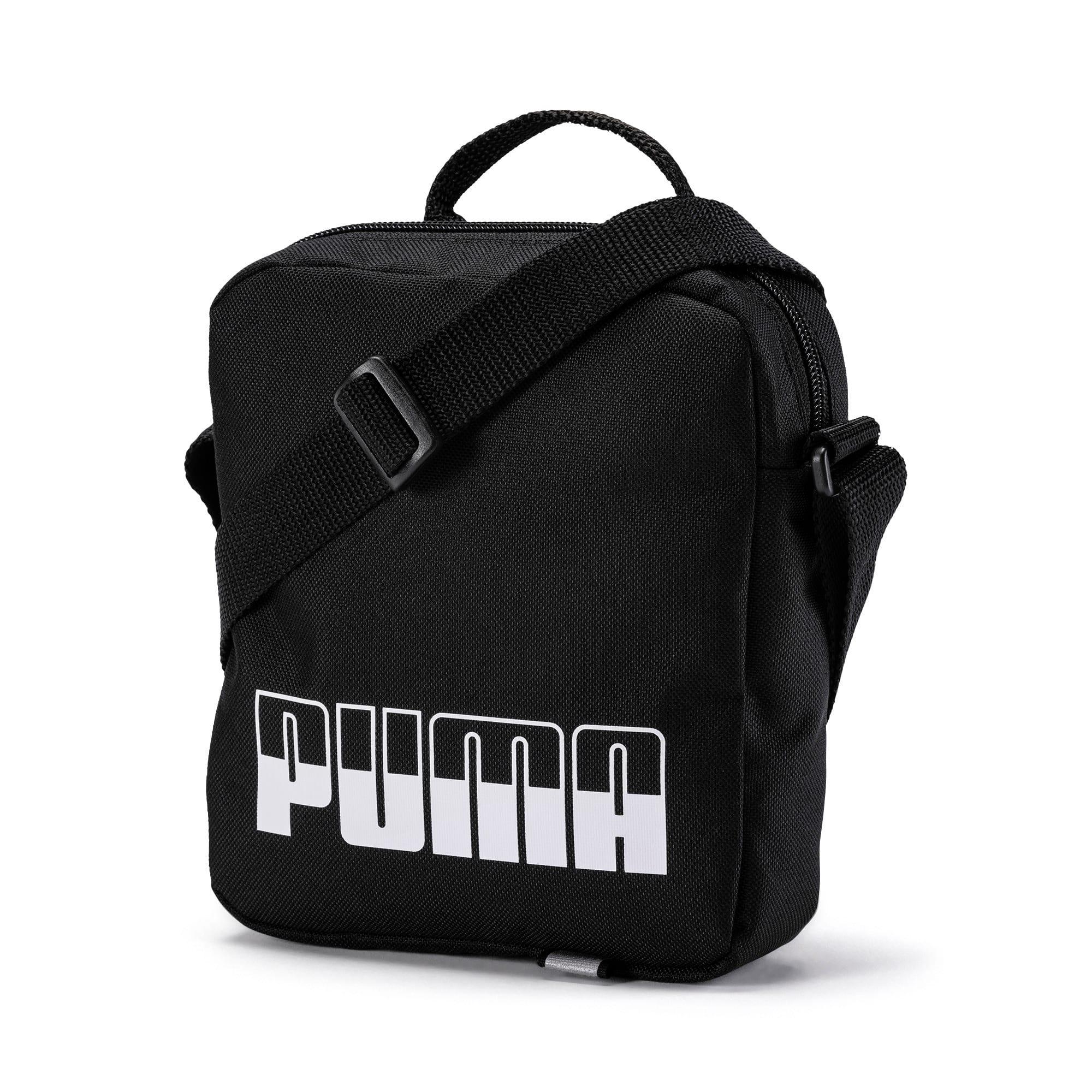 Thumbnail 1 of Plus Portable II Shoulder Bag, Puma Black, medium-IND