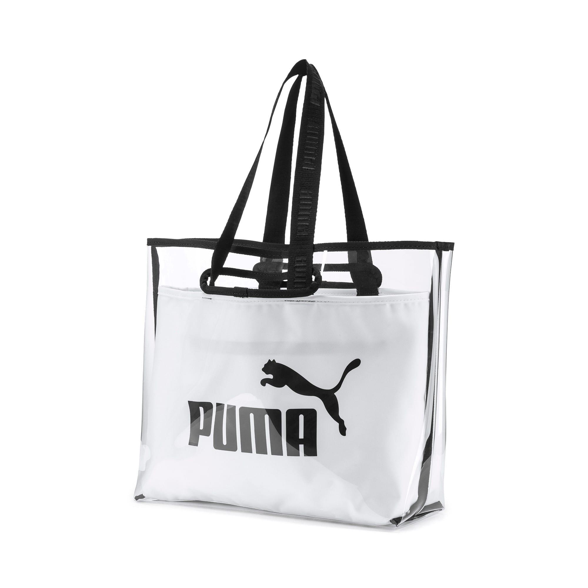 Thumbnail 2 of Women's Twin Shopper, Puma White, medium