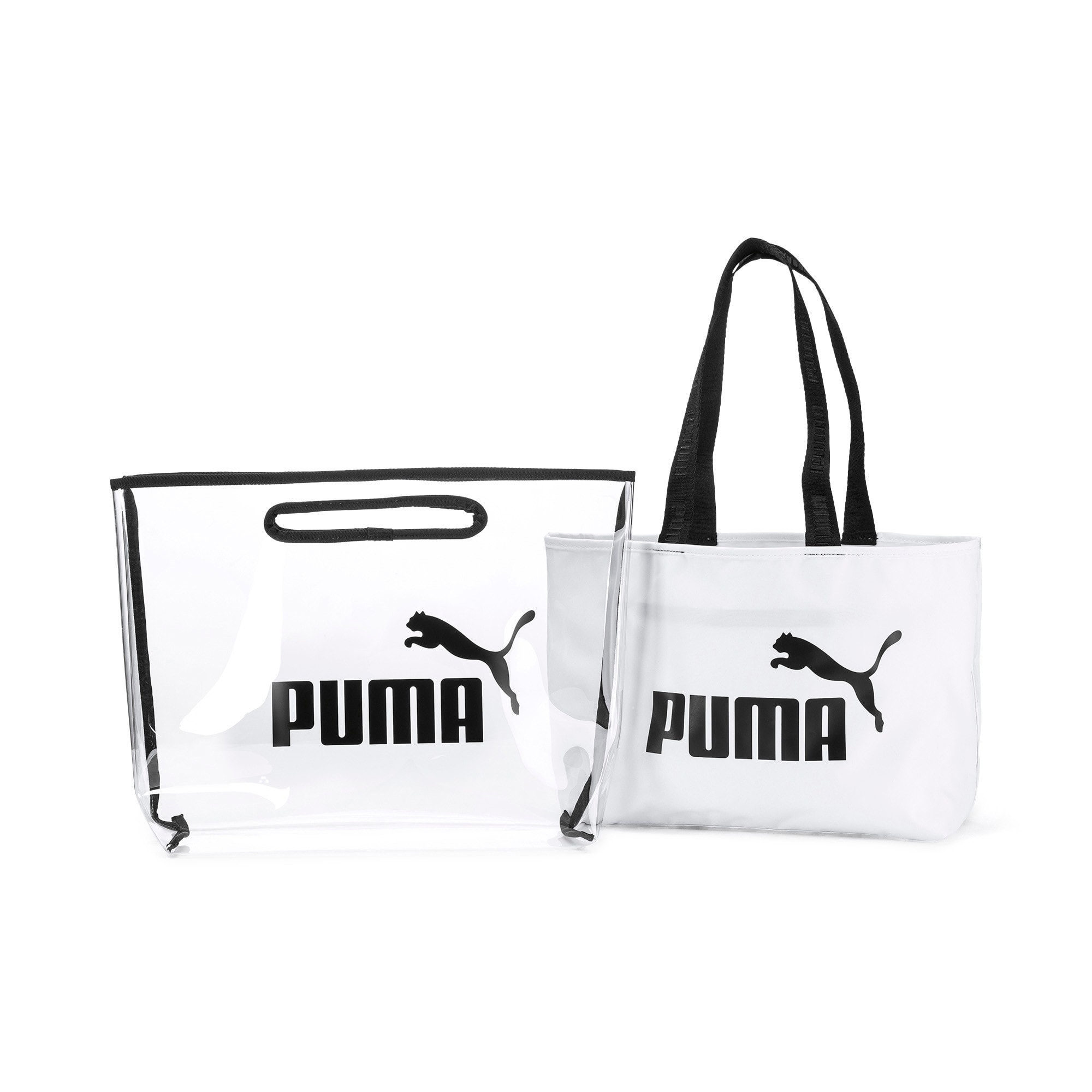 Thumbnail 3 of Damen Twin Shopper, Puma White, medium