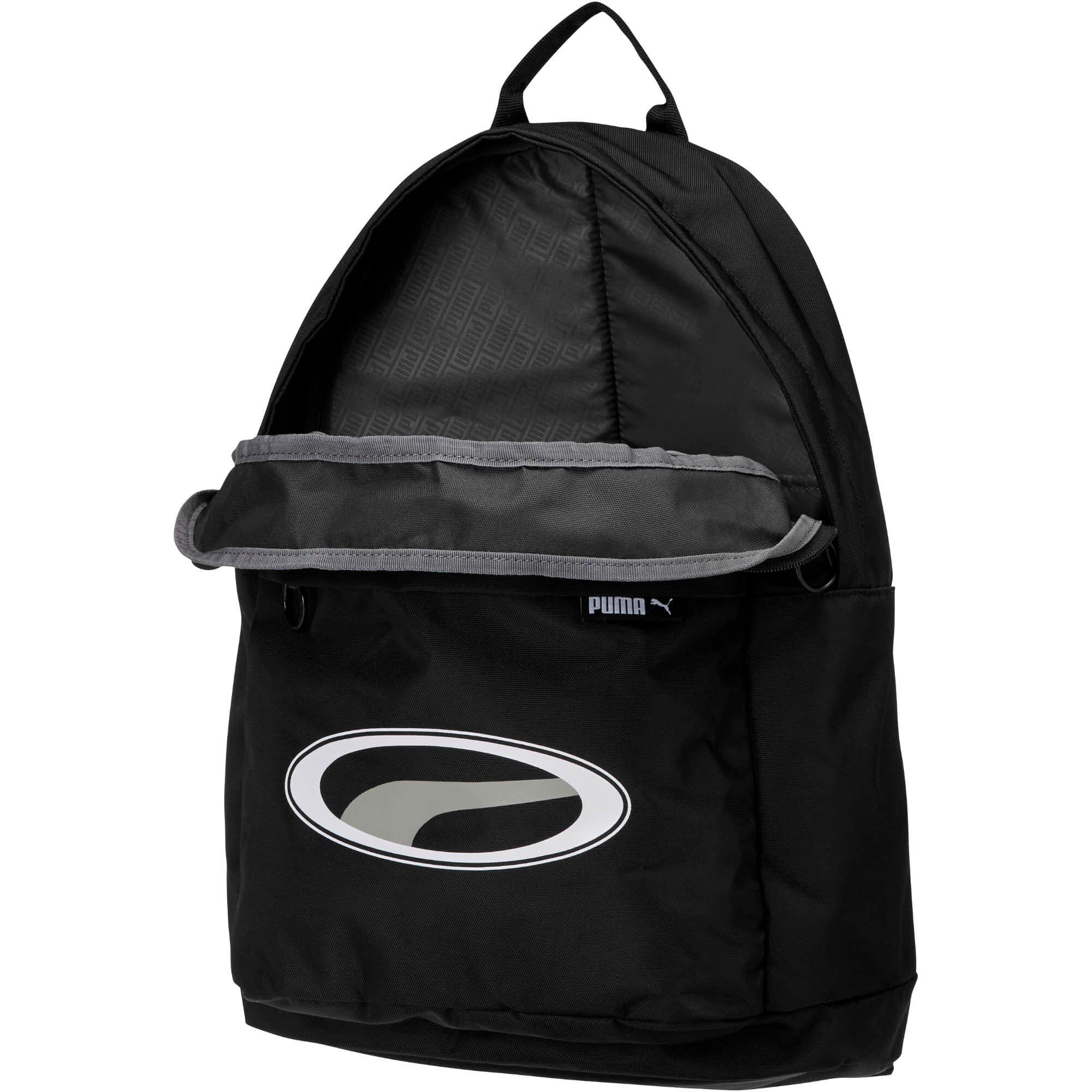 Thumbnail 2 of Originals CELL Backpack, Puma Black-Cell OG SL9, medium