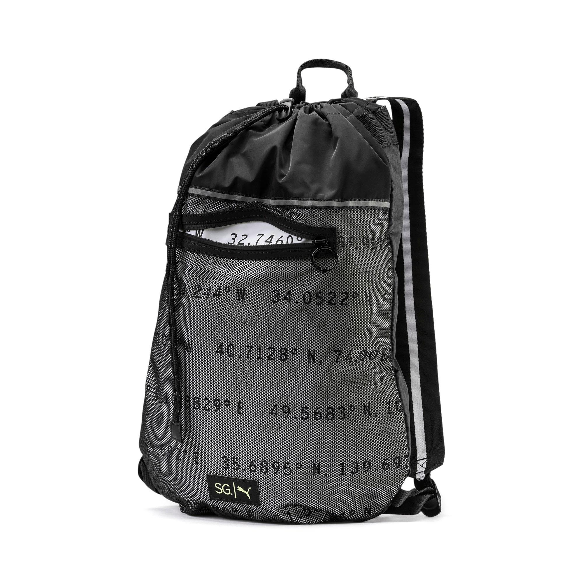 Thumbnail 4 of SG x PUMA Sport Smart Bag, Puma Black, medium
