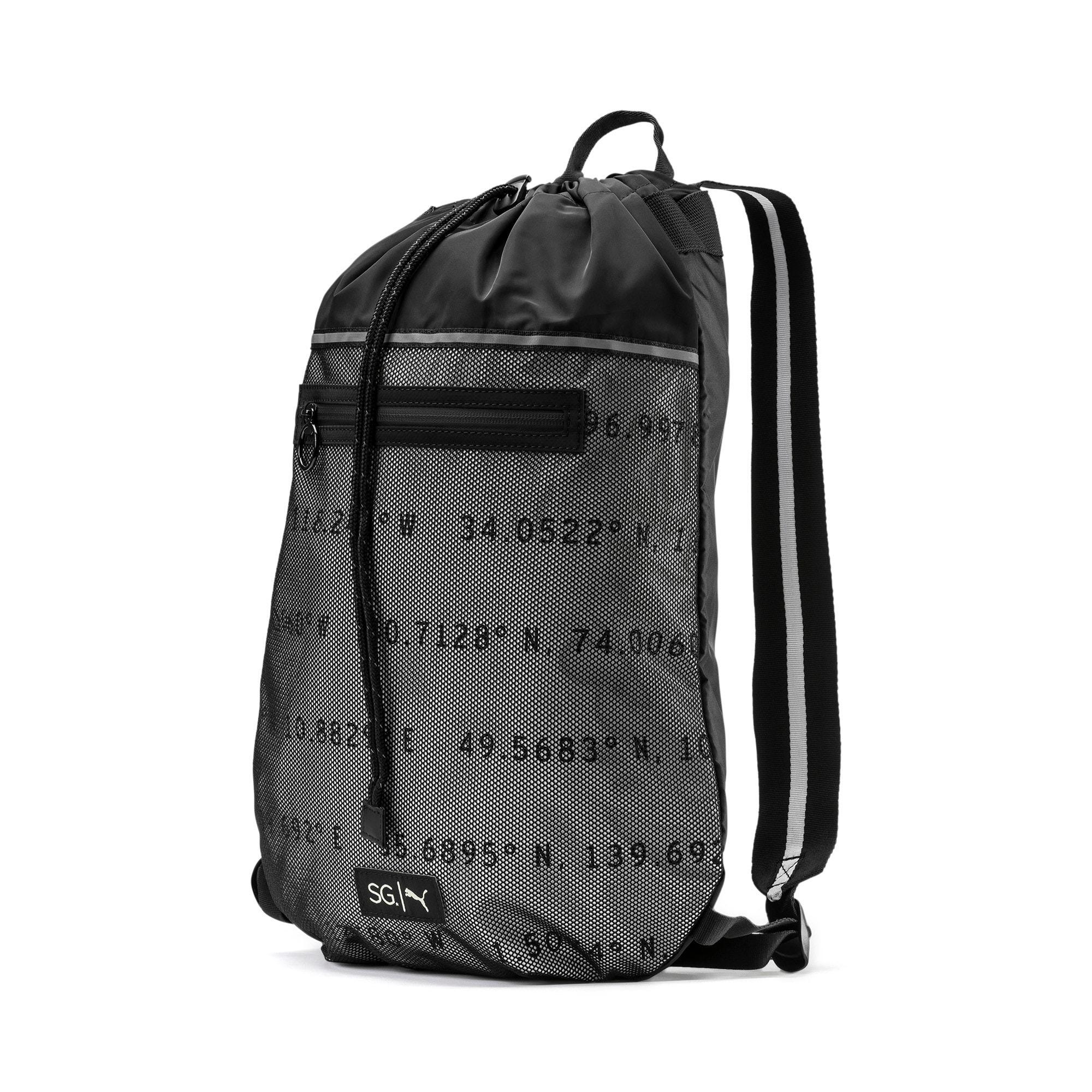 Thumbnail 1 of SG x PUMA Sport Smart Bag, Puma Black, medium