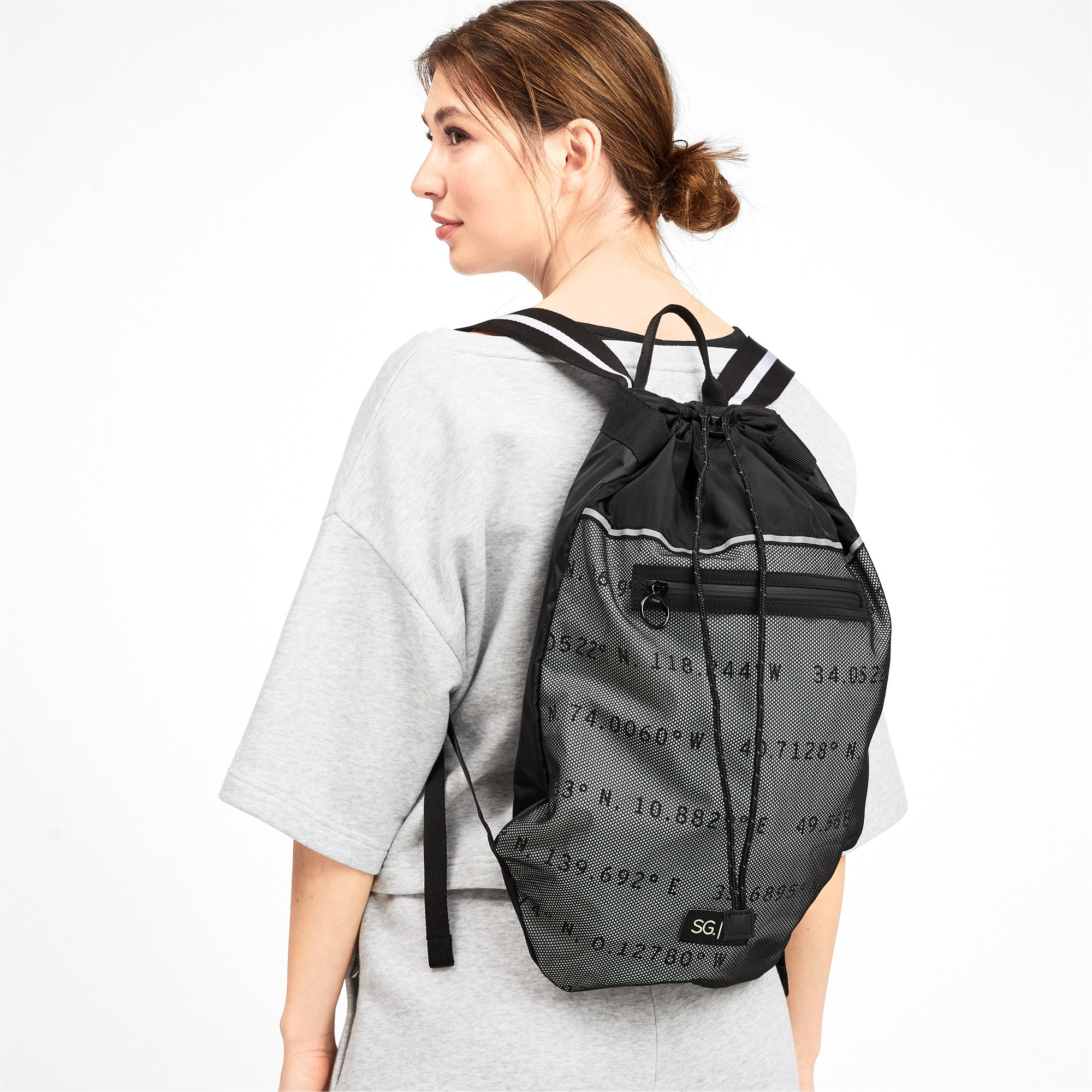 Thumbnail 2 of SG x PUMA Sport Smart Bag, Puma Black, medium