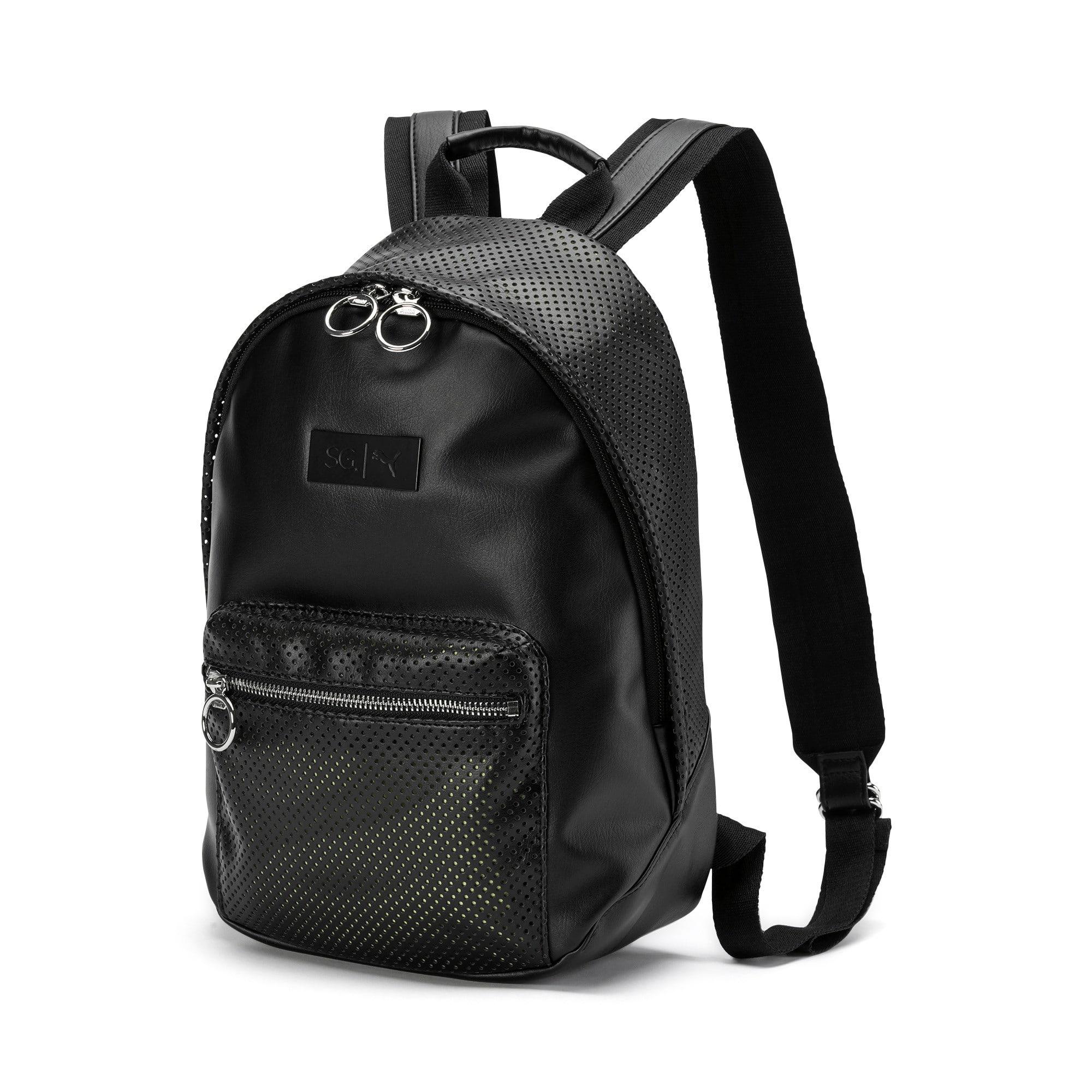 Thumbnail 1 of PUMA x SELENA GOMEZ Style Women's Backpack, Puma Black, medium