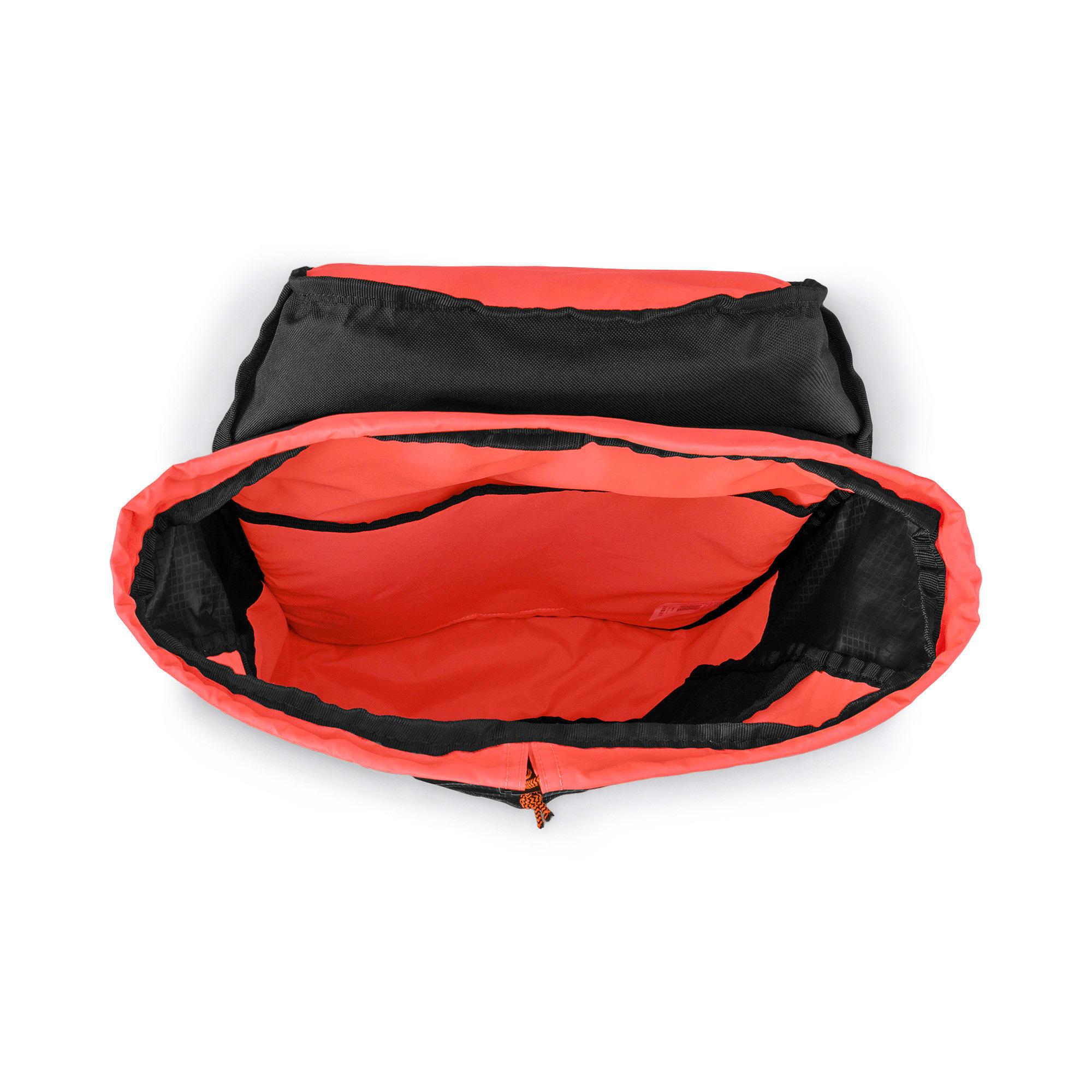 Thumbnail 4 van ftblNXT rugzak, Puma Black-Nrgy Red, medium