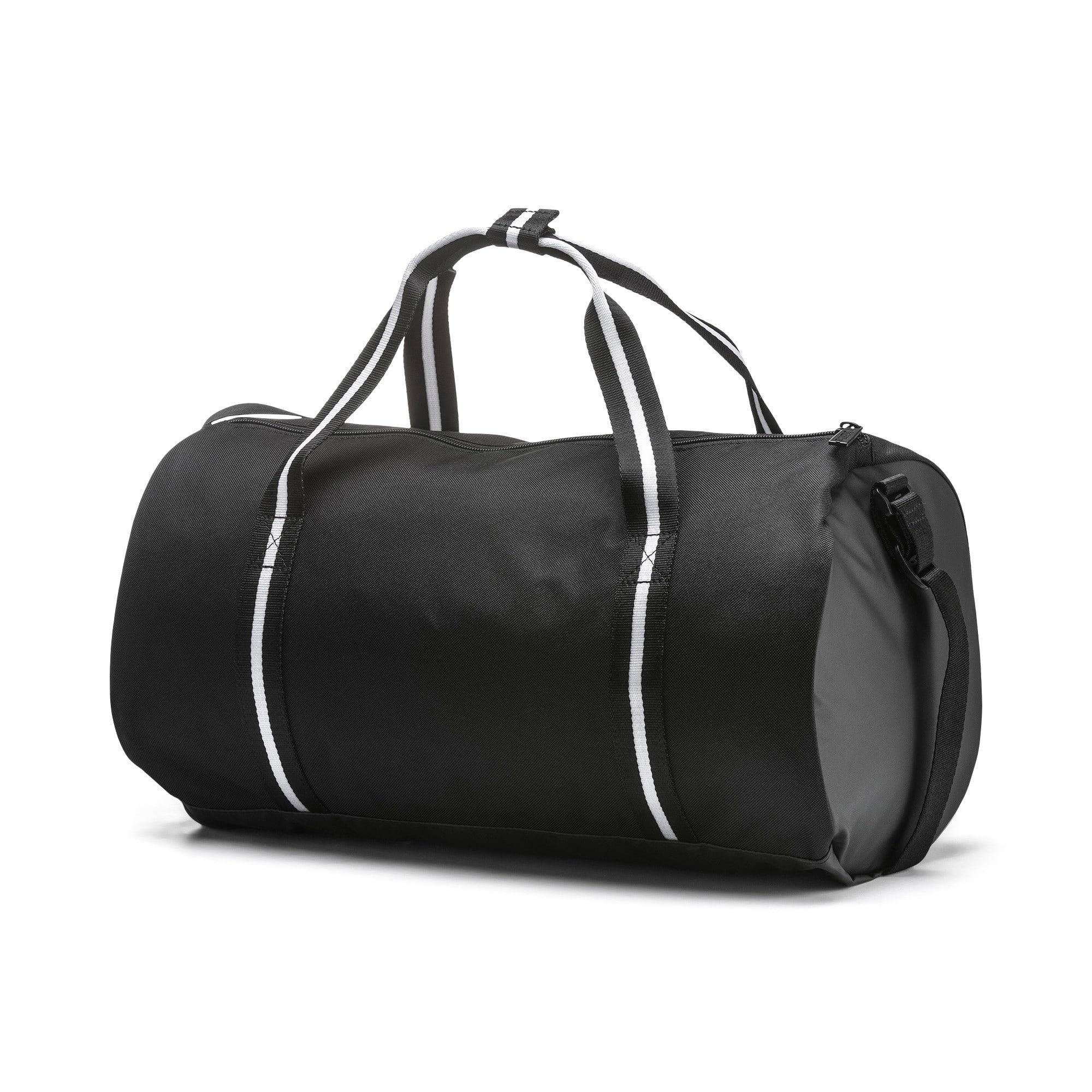 Thumbnail 3 of Base Women's Barrel Bag, Puma Black, medium-IND