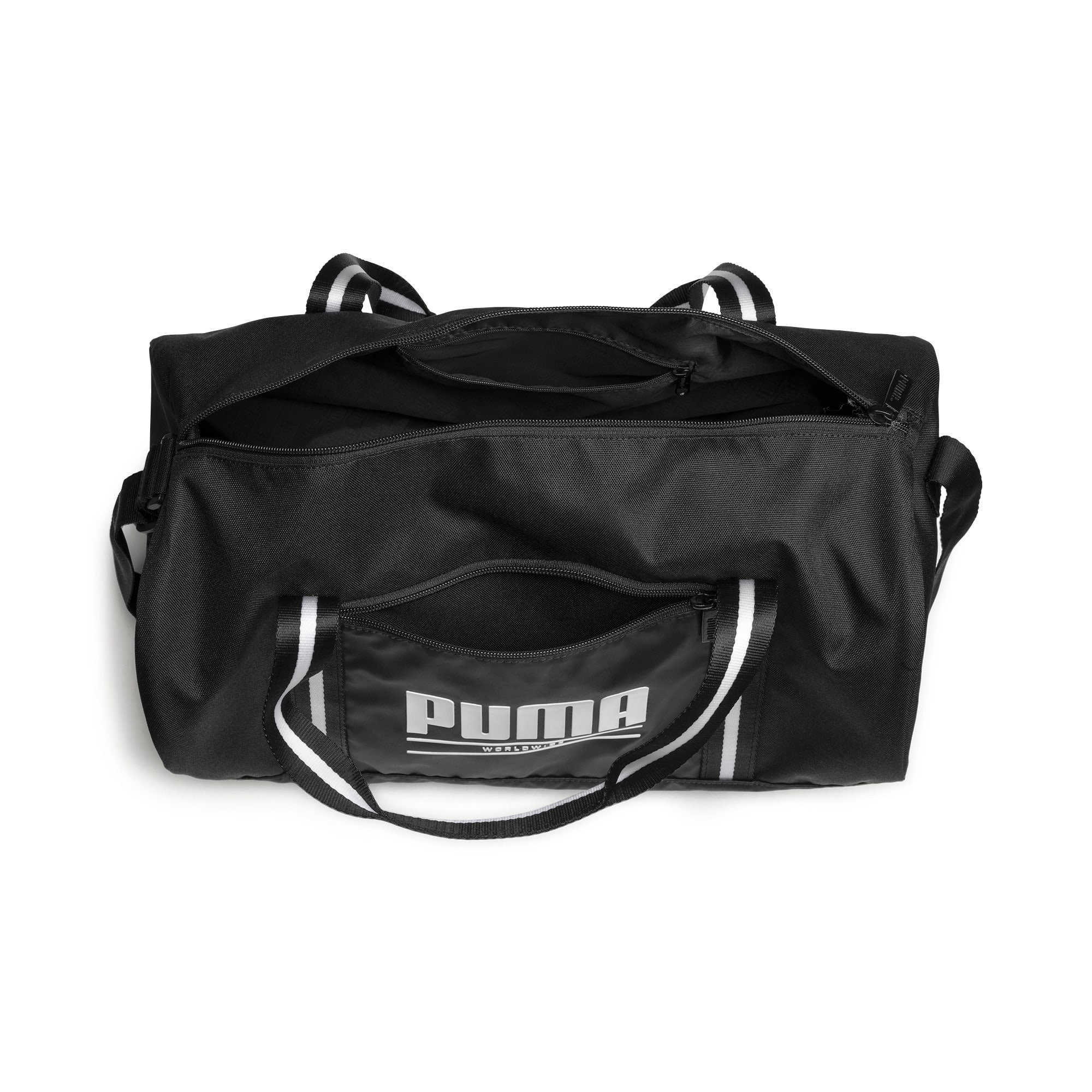 Thumbnail 4 of Base Women's Barrel Bag, Puma Black, medium-IND