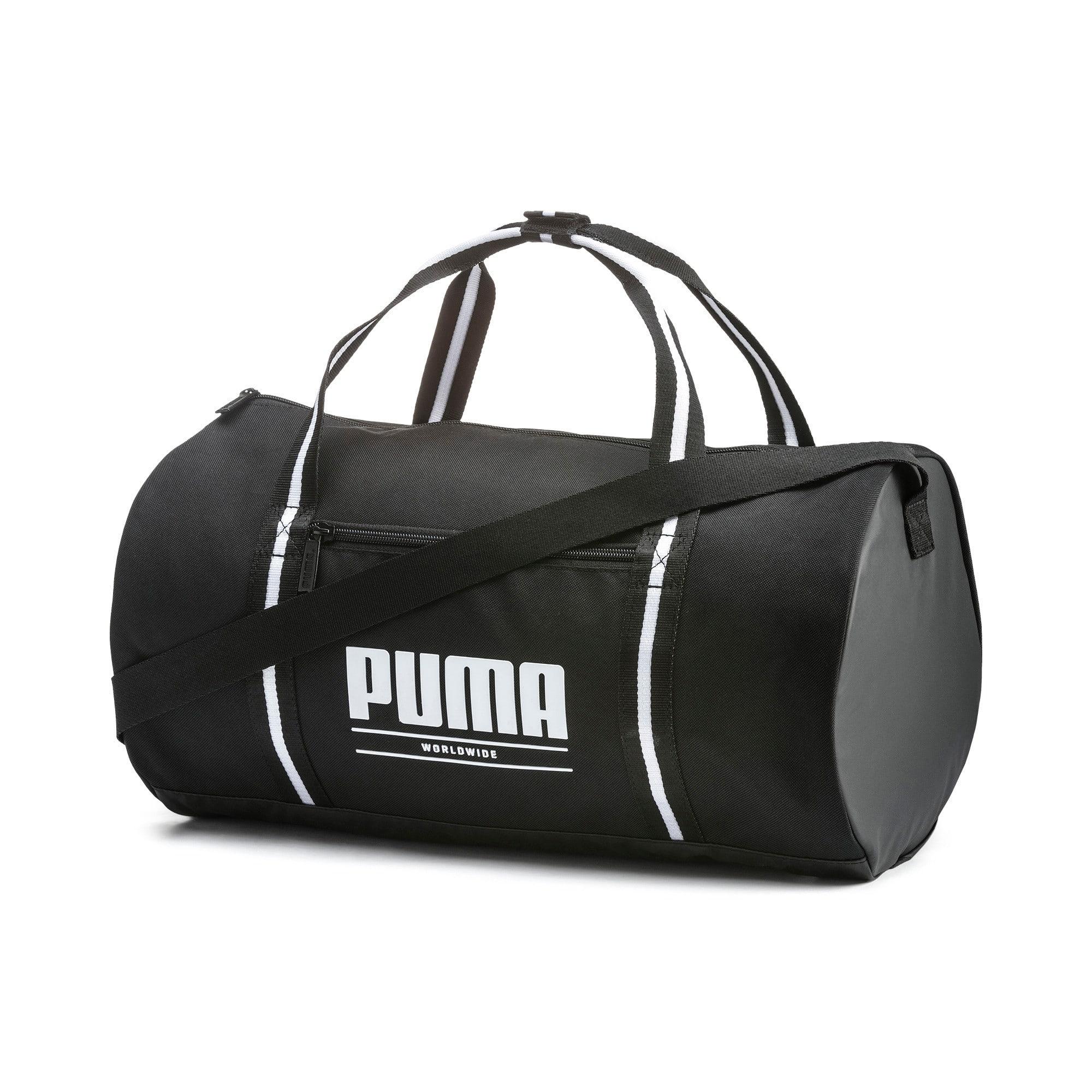 Thumbnail 1 of Core Base Barrel Bag, Puma Black, medium