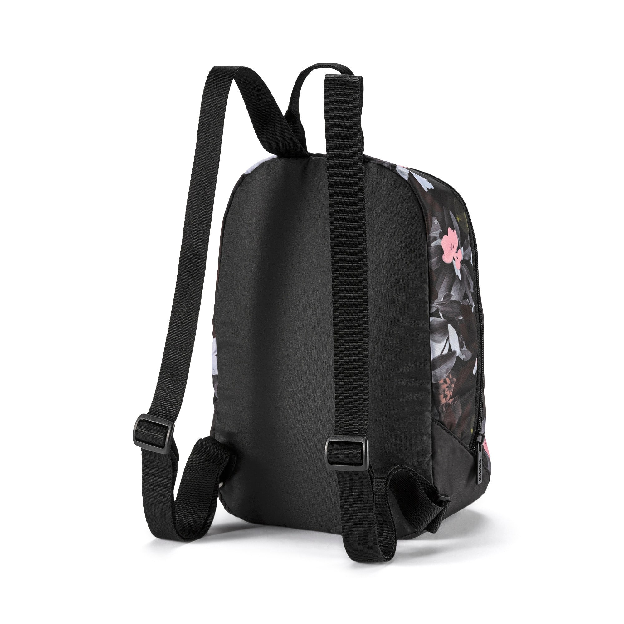 Thumbnail 3 of Archive Women's Backpack, Puma Black-Floral AOP, medium-IND