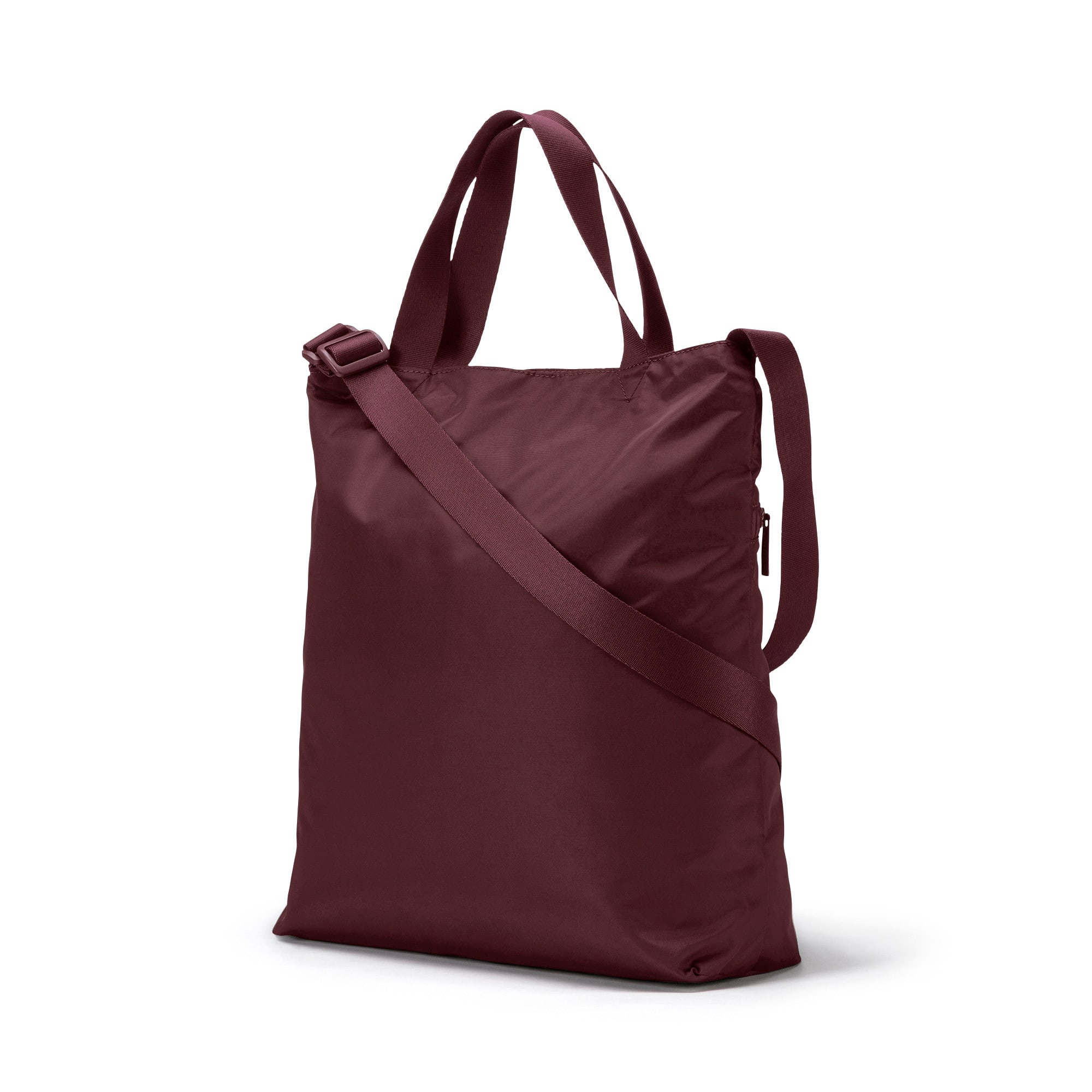 Thumbnail 3 of Seasonal Women's Shopper, Vineyard Wine-Rose gold, medium-IND