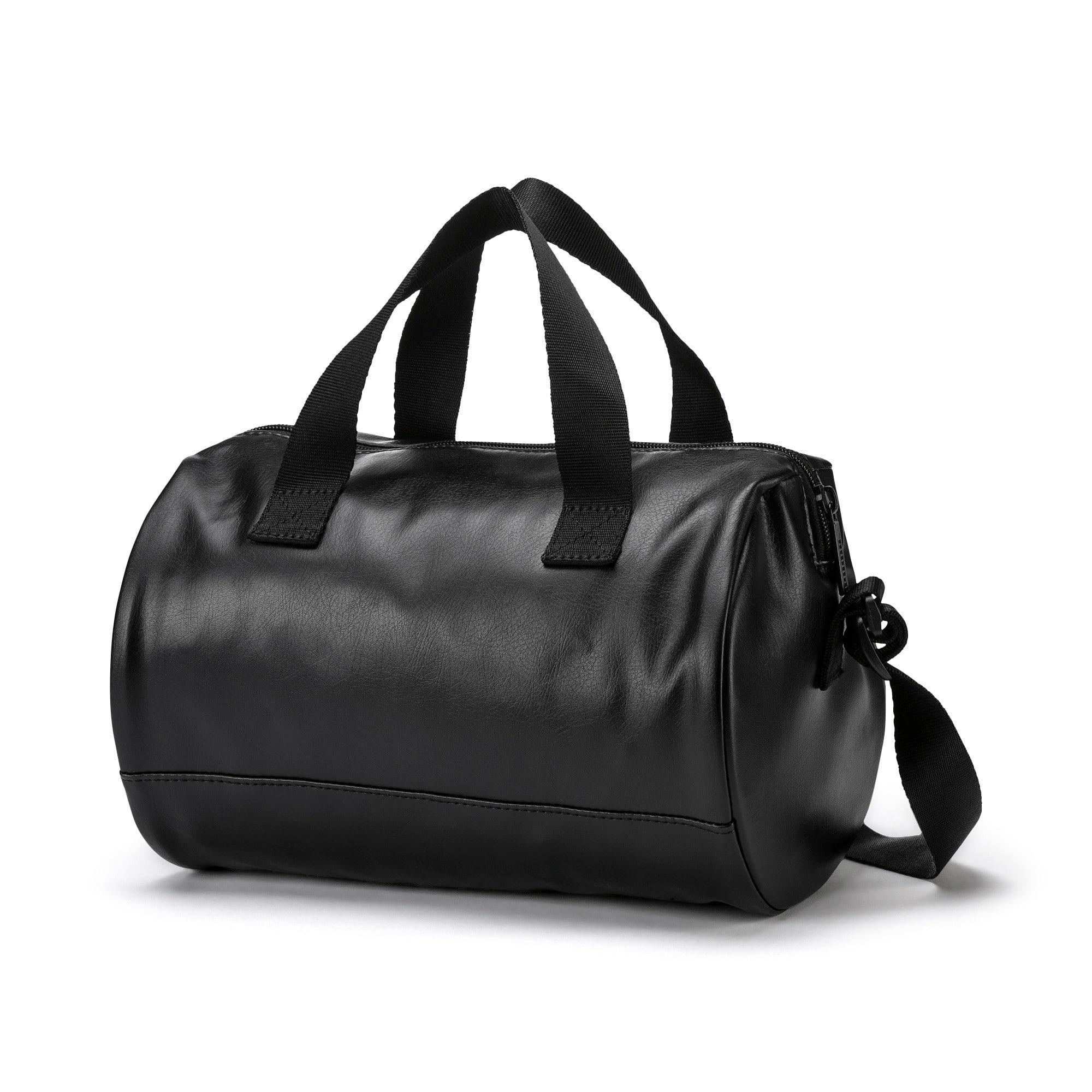 Thumbnail 3 of Up Women's Handbag, Puma Black-Gold, medium-IND