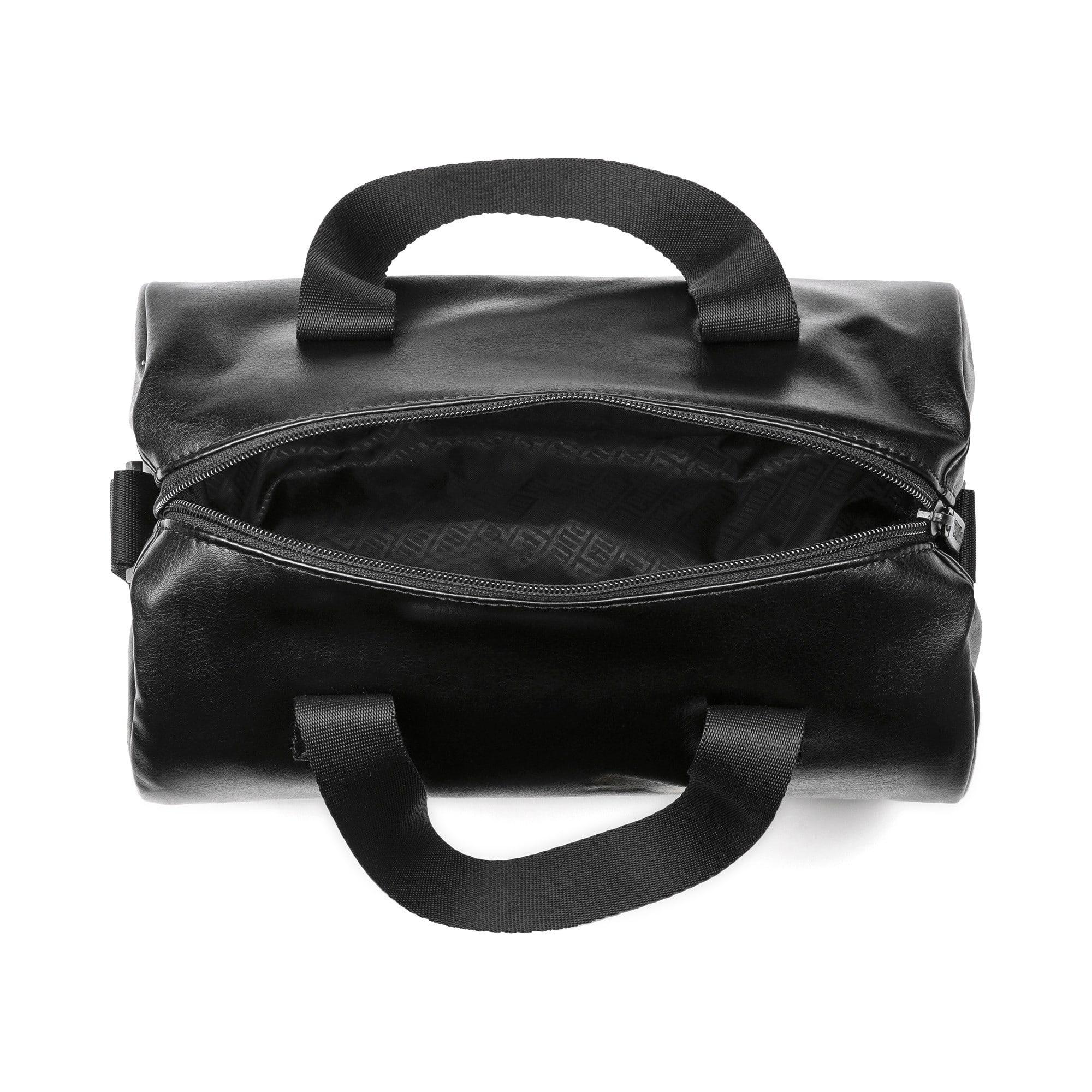 Thumbnail 4 of Up Women's Handbag, Puma Black-Gold, medium-IND