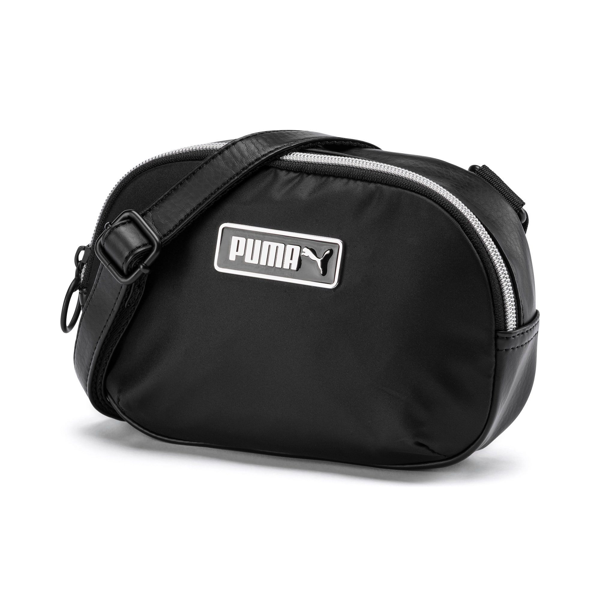 Thumbnail 1 of Classics Women's X-Body Bag, Puma Black, medium-IND