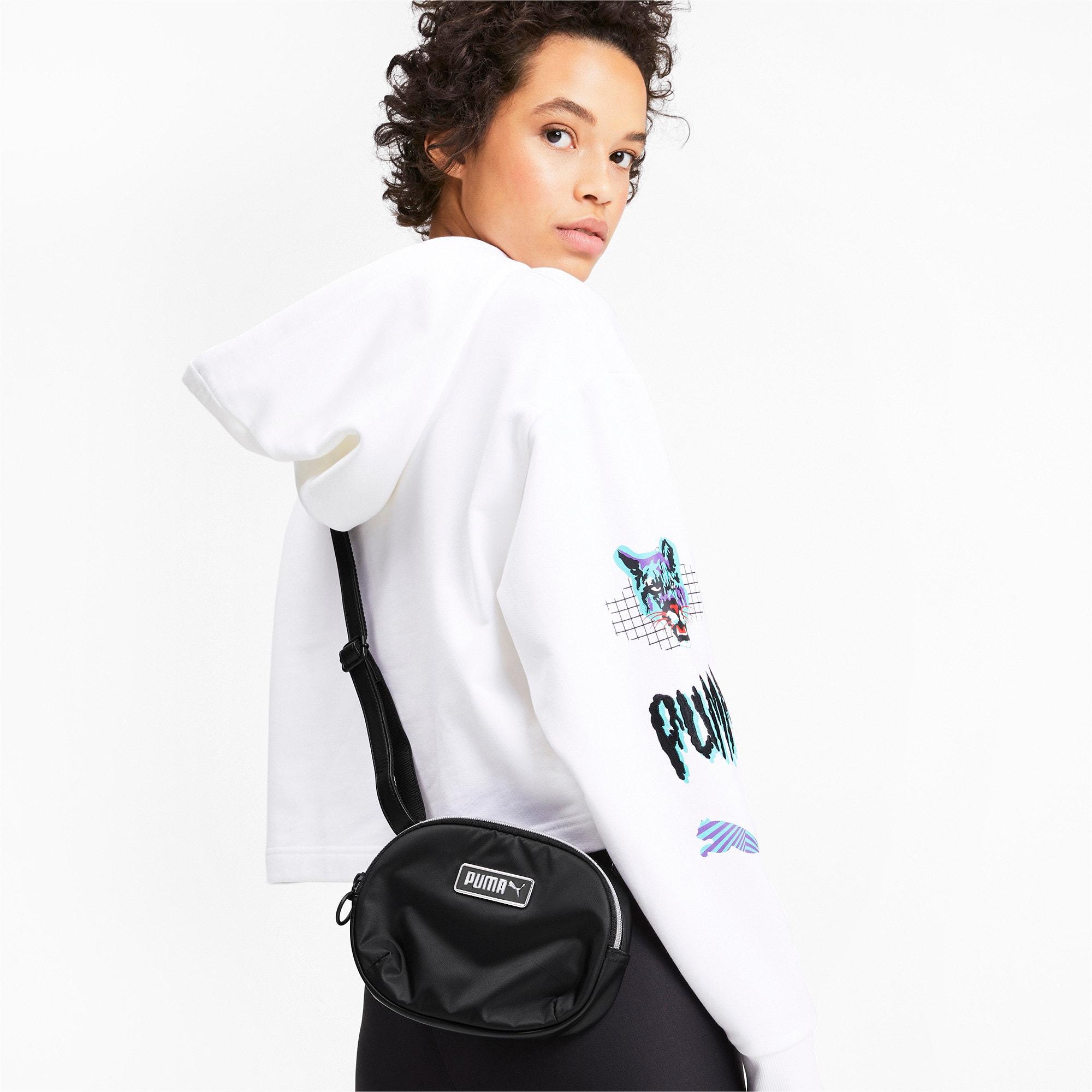 Thumbnail 2 of Classics Women's X-Body Bag, Puma Black, medium-IND