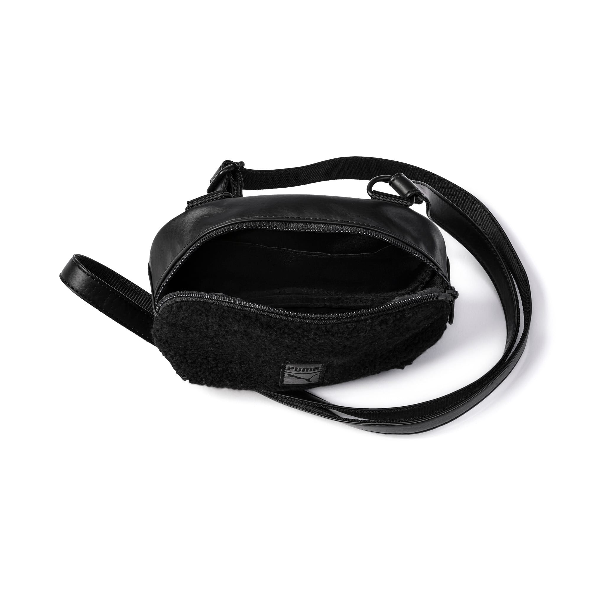 Thumbnail 4 of Prime Time Crossbody Bag, Puma Black-Puma Black, medium