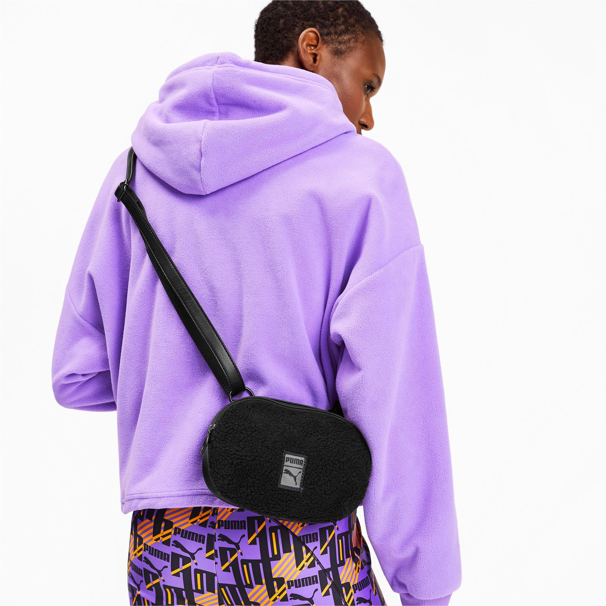 Thumbnail 2 of Prime Time Women's X-Body Bag, Puma Black-Puma Black, medium-IND