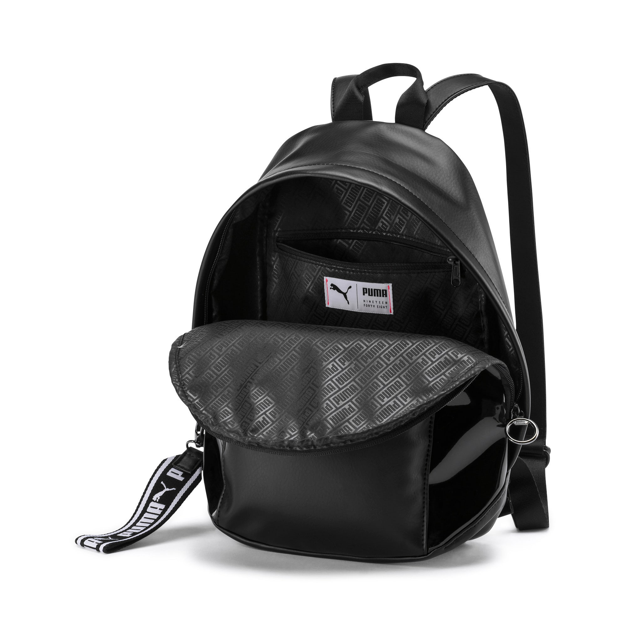 Thumbnail 4 of Premium Women's Backpack, Puma Black, medium