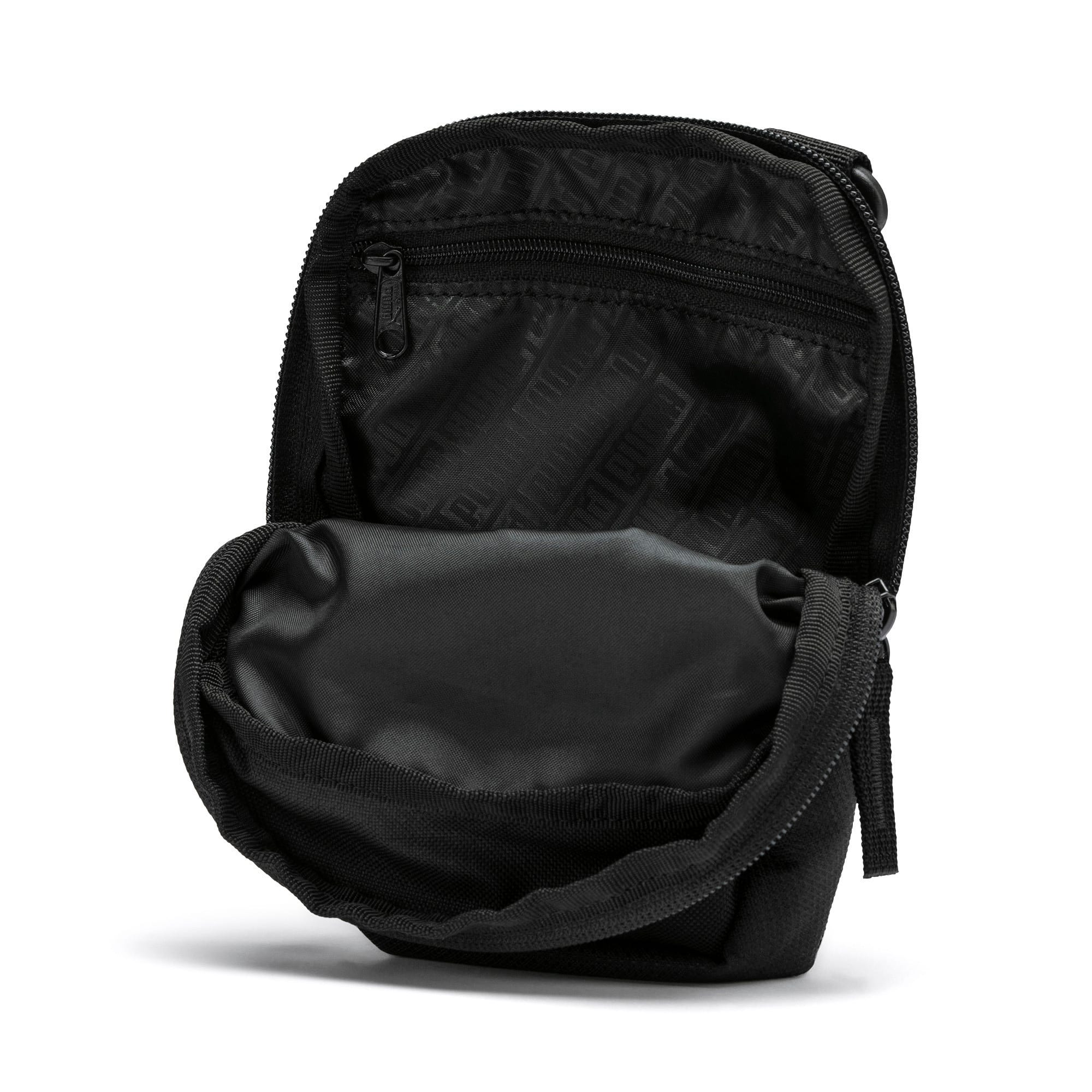 Thumbnail 3 of X Mini Portable Bag, Puma Black, medium-IND