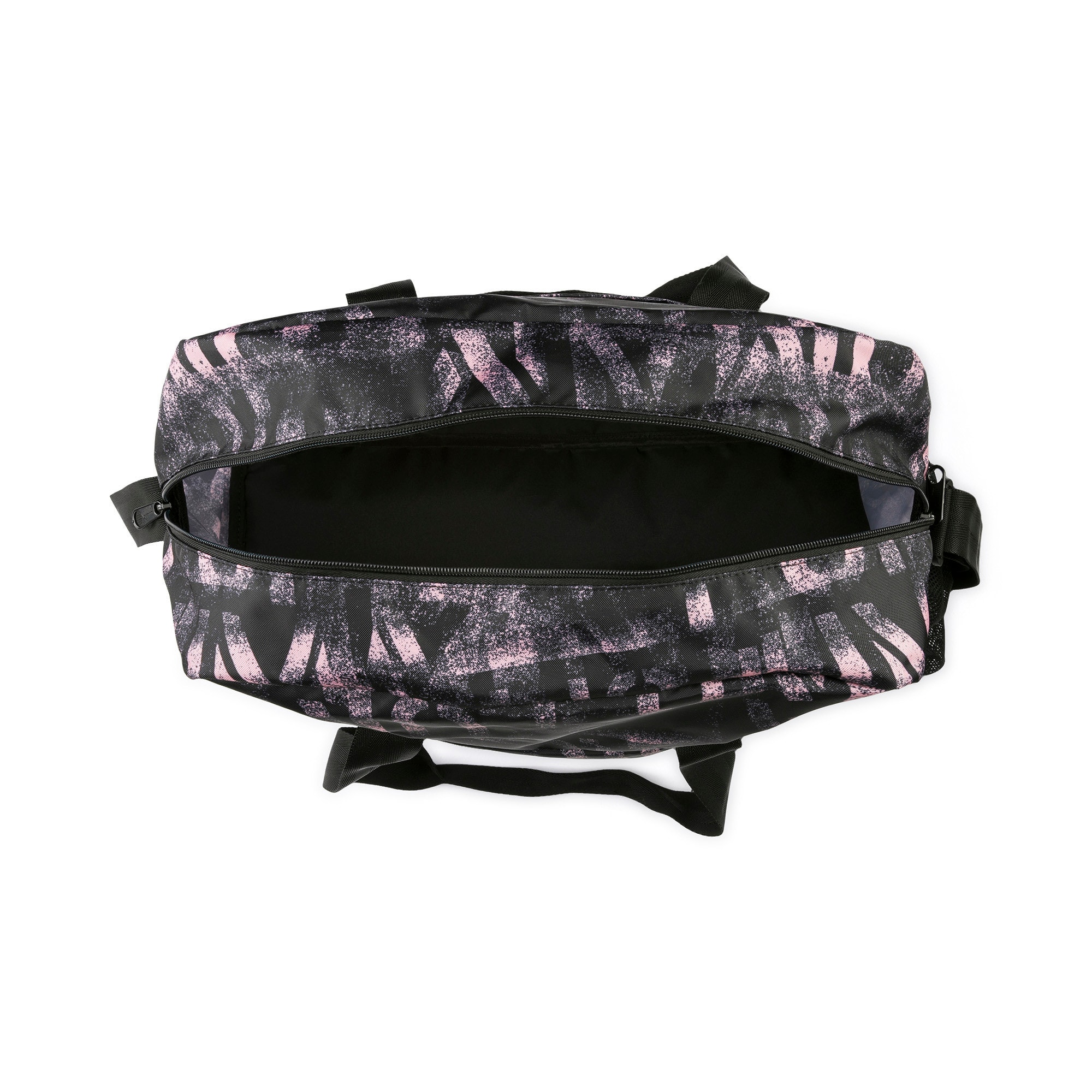 Thumbnail 4 of AT ESS Grip Bag, Puma Black-Bridal Rose-AOP, medium