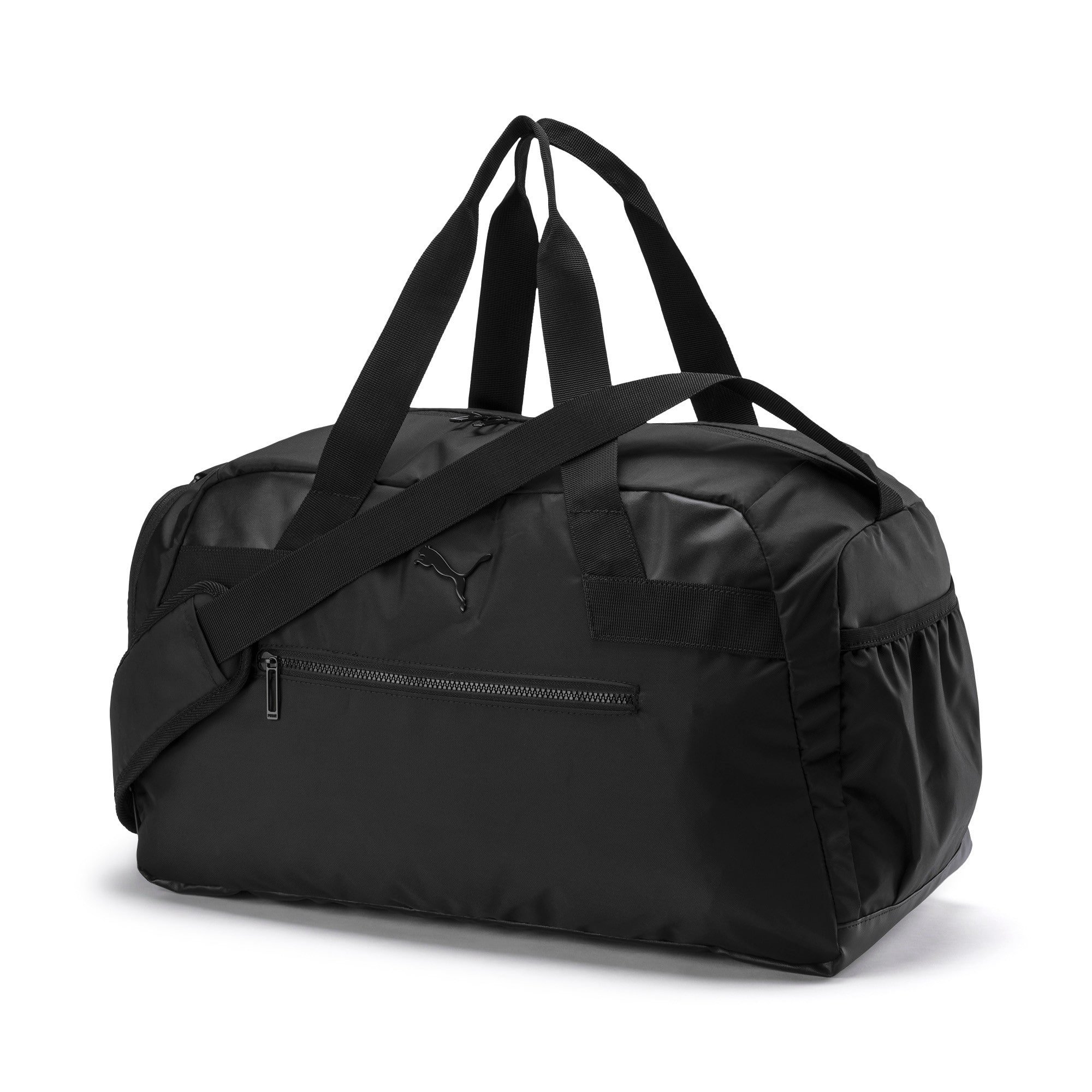 Thumbnail 1 of AT Sport Women's Duffel Bag, Puma Black, medium-IND