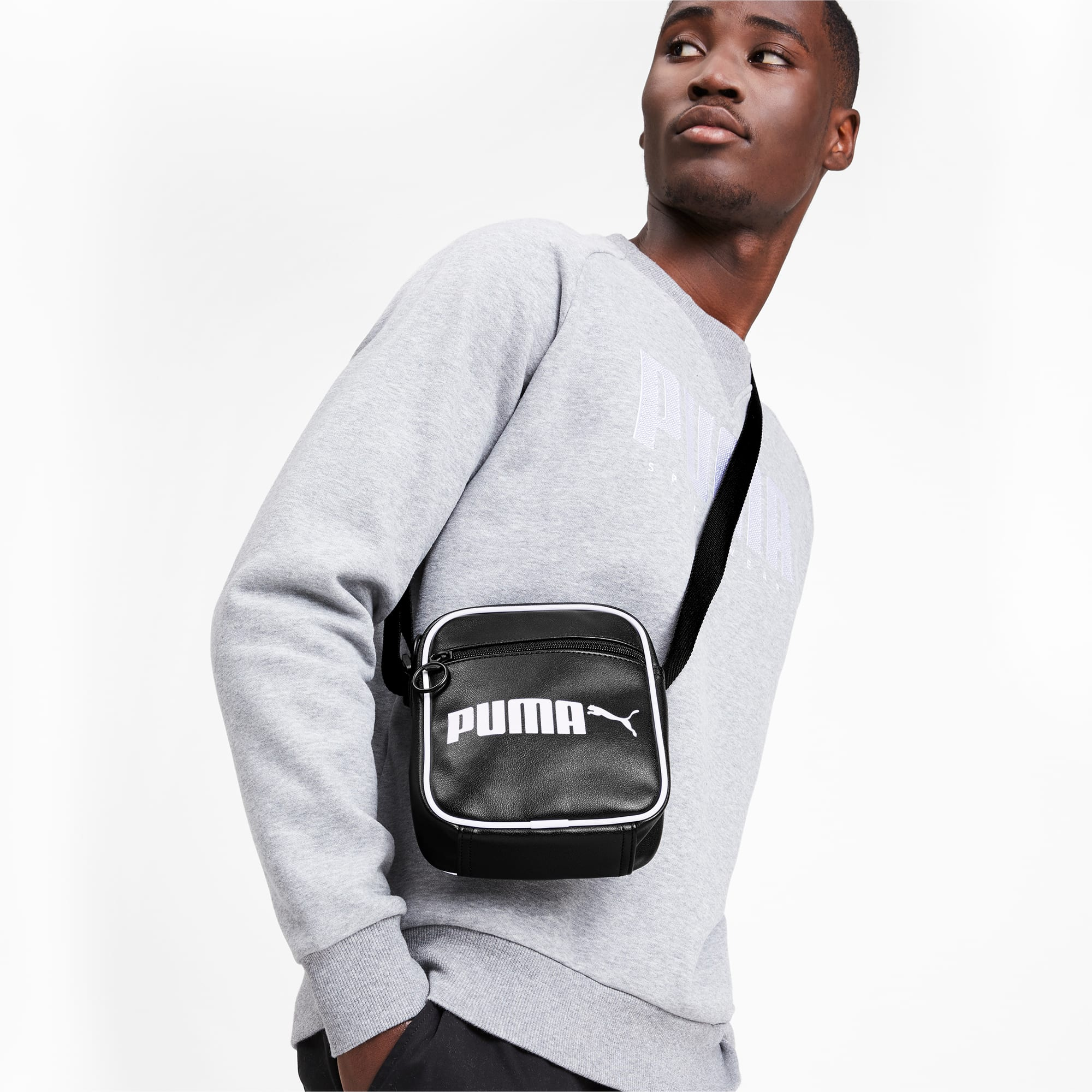 Campus Portable Retro Shoulder Bag
