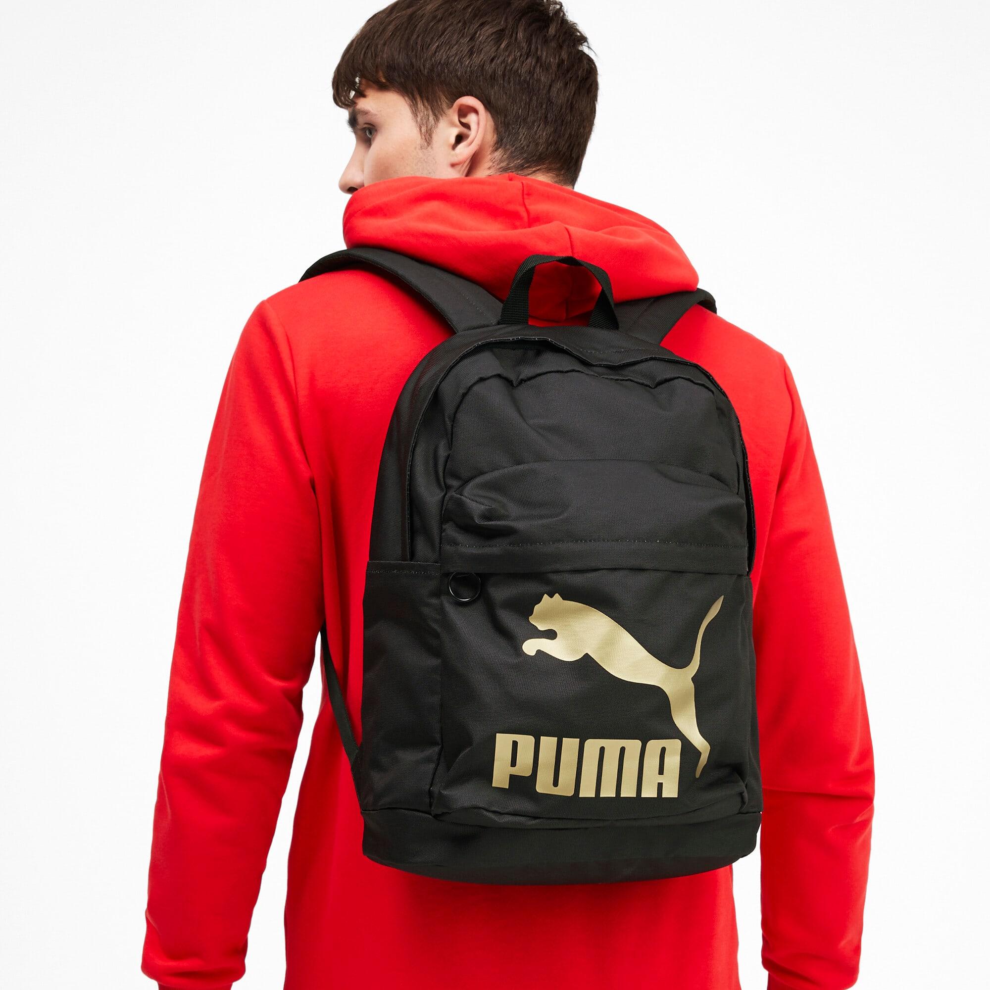 Thumbnail 2 of Originals Backpack, Puma Black, medium