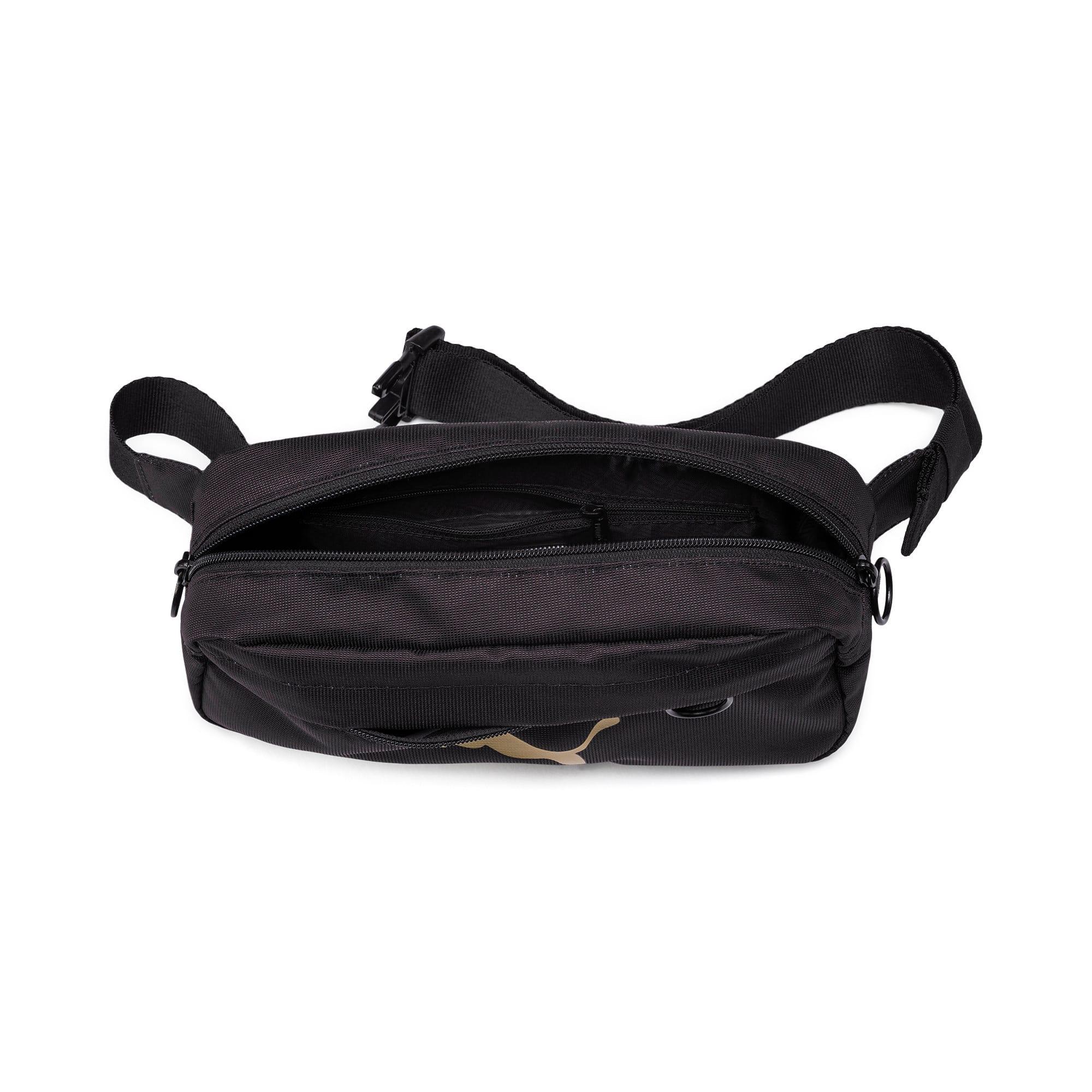 Thumbnail 4 of Originals Waist Bag, Puma Black, medium-IND