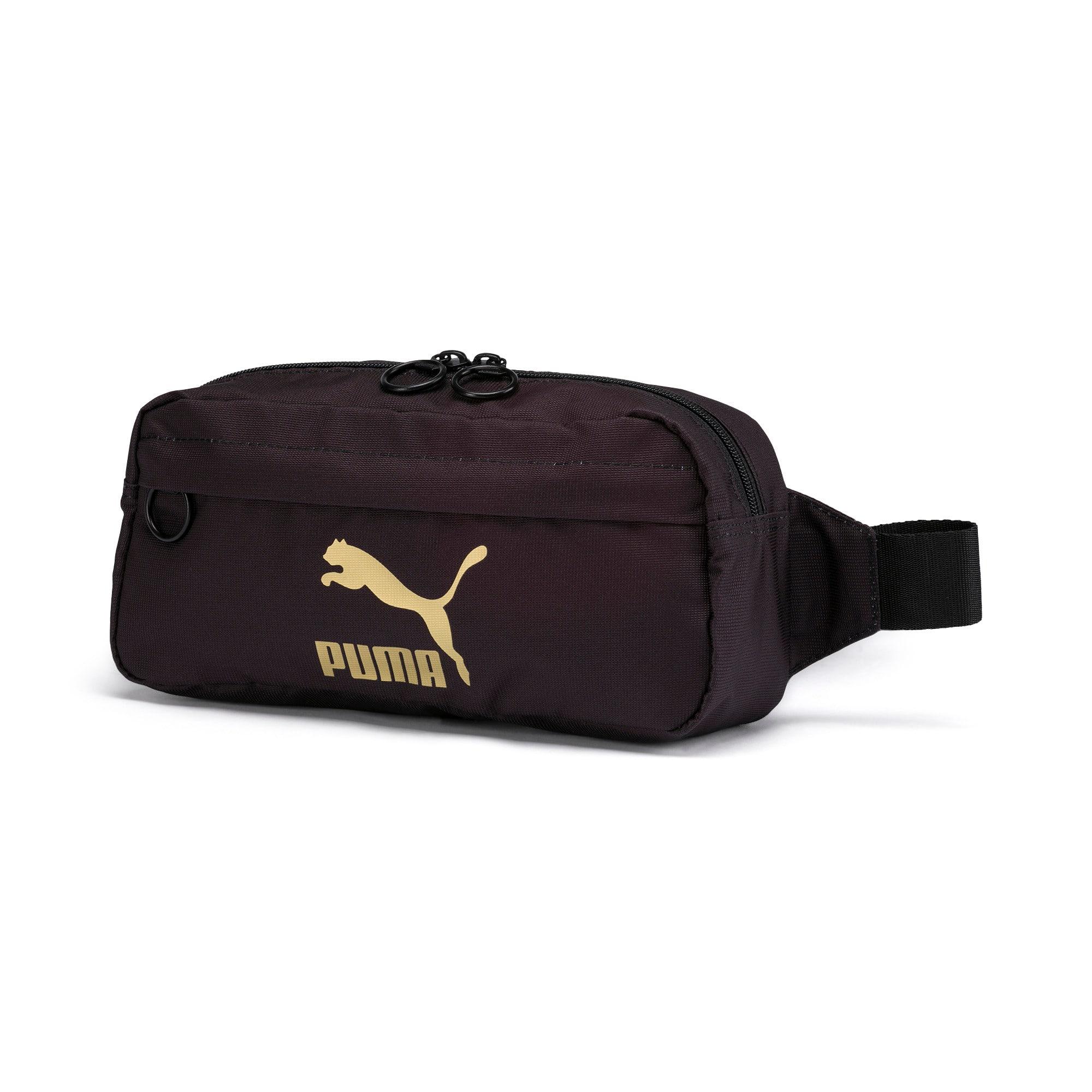 Thumbnail 1 of Originals Waist Bag, Puma Black, medium-IND