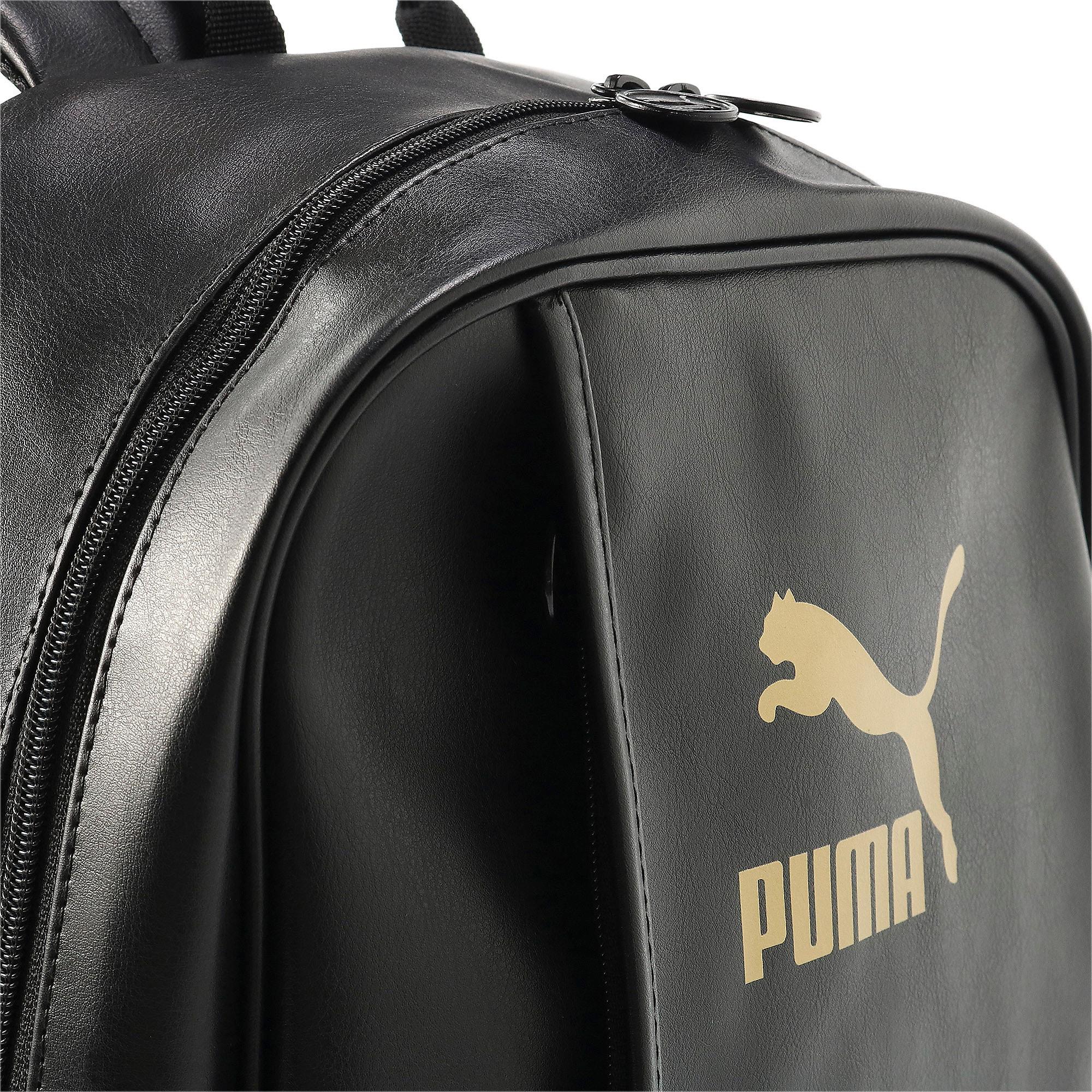 Thumbnail 7 of オリジナルス バックパック レトロ PU (23L), Puma Black, medium-JPN