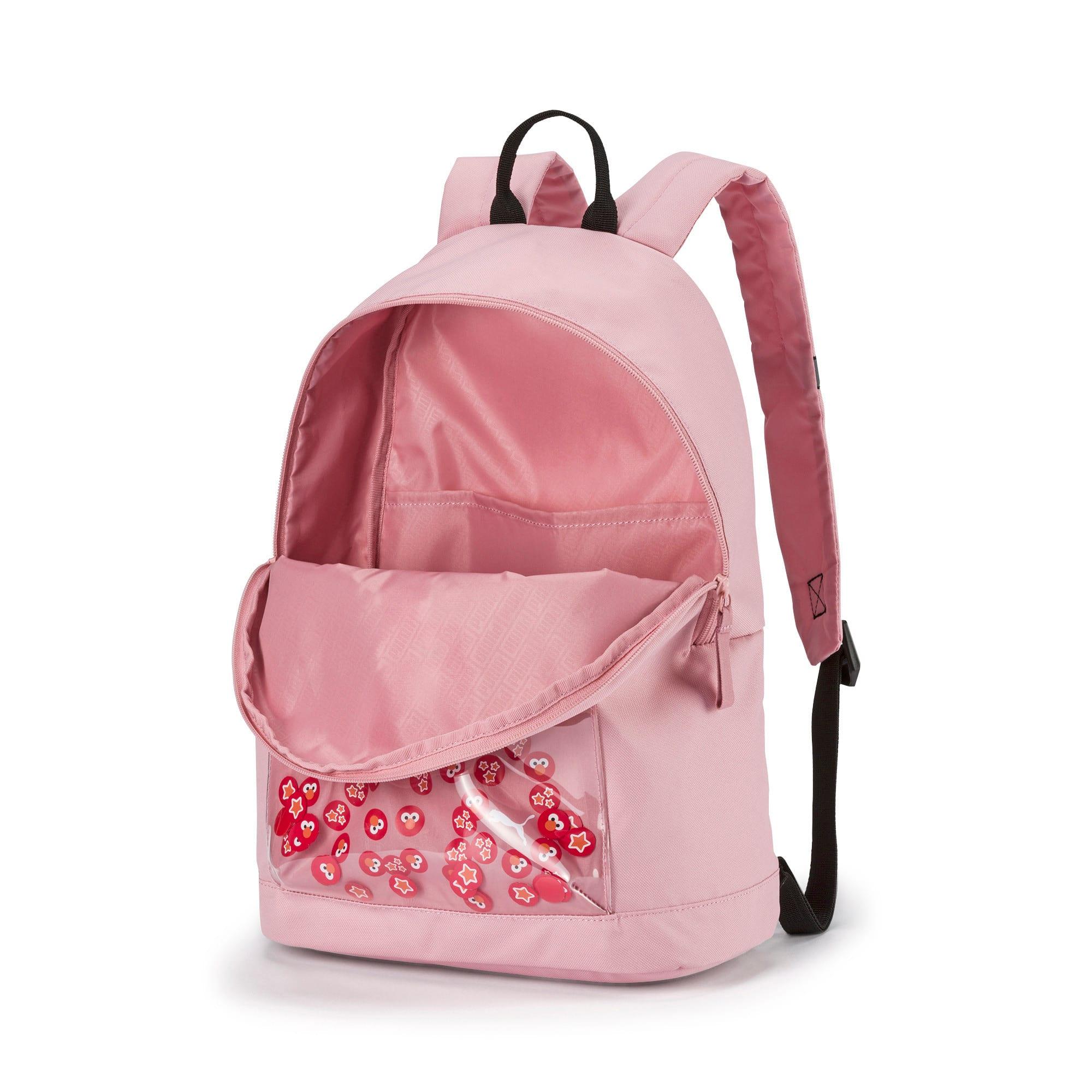 Thumbnail 3 of PUMA x SESAME STREET Kids' Sport Backpack, Bridal Rose, medium