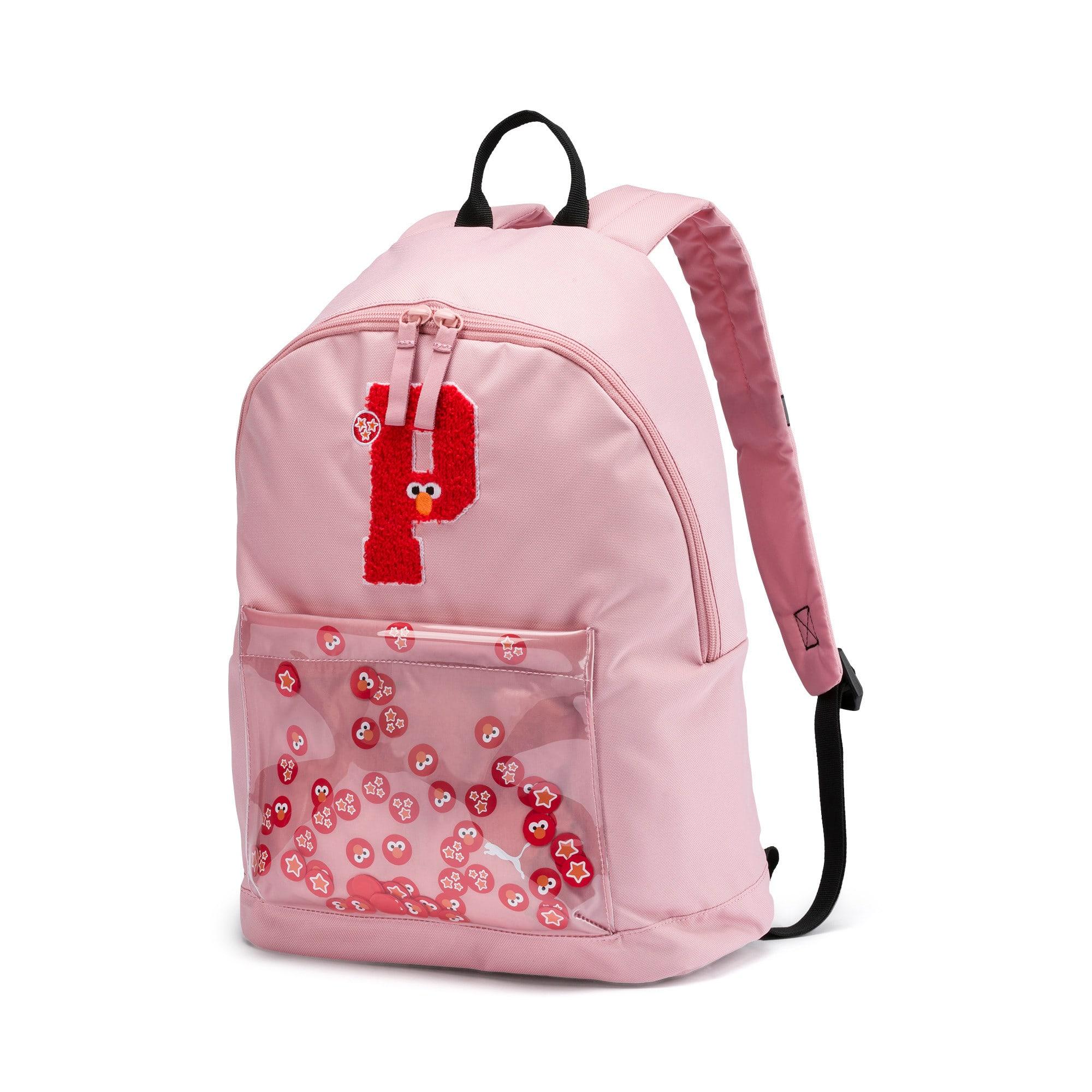 Thumbnail 1 of PUMA x SESAME STREET Kids' Sport Backpack, Bridal Rose, medium