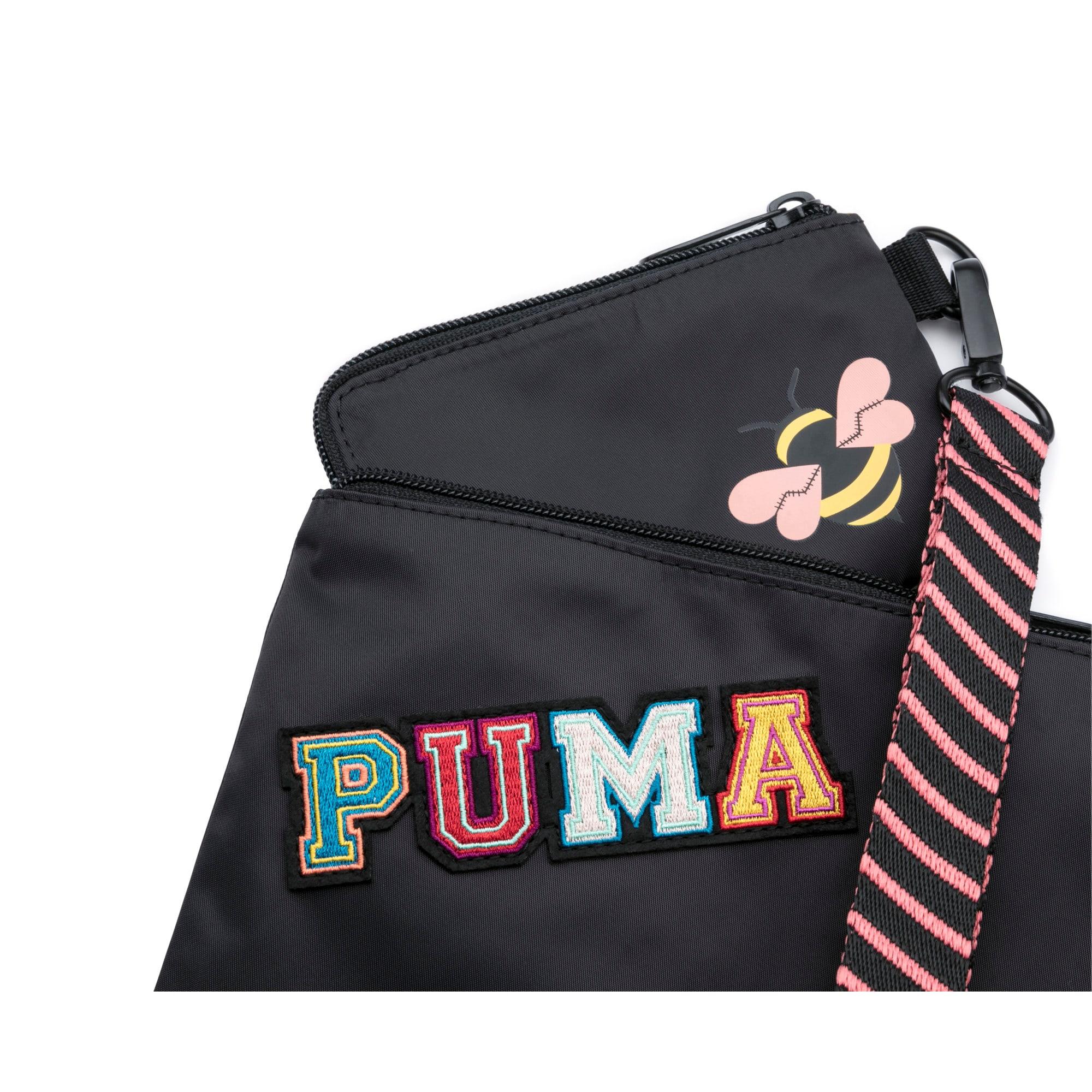 Thumbnail 5 of PUMA x Sue Tsai damesbuideltasje, Puma Black, medium