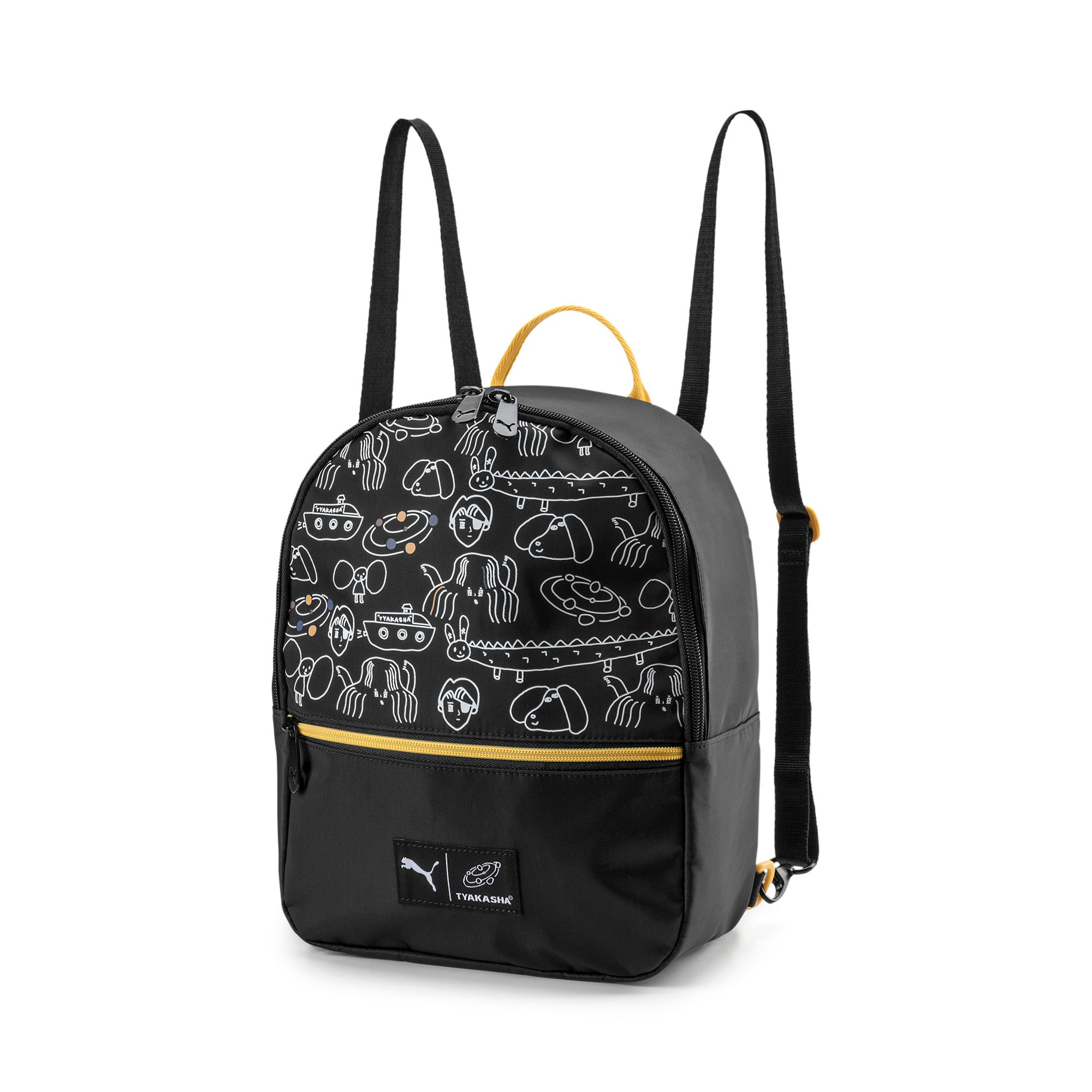 Thumbnail 1 of PUMA x TYAKASHA Backpack, Puma Black, medium