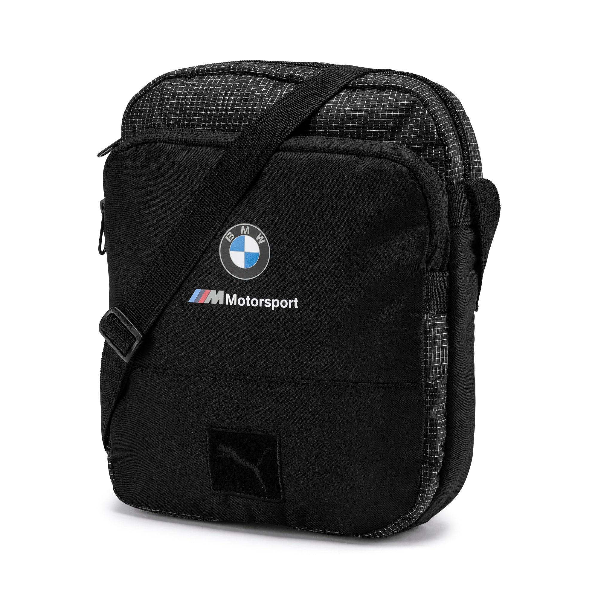 Thumbnail 1 of BMW M Motorsport Portable Bag, Puma Black, medium-IND
