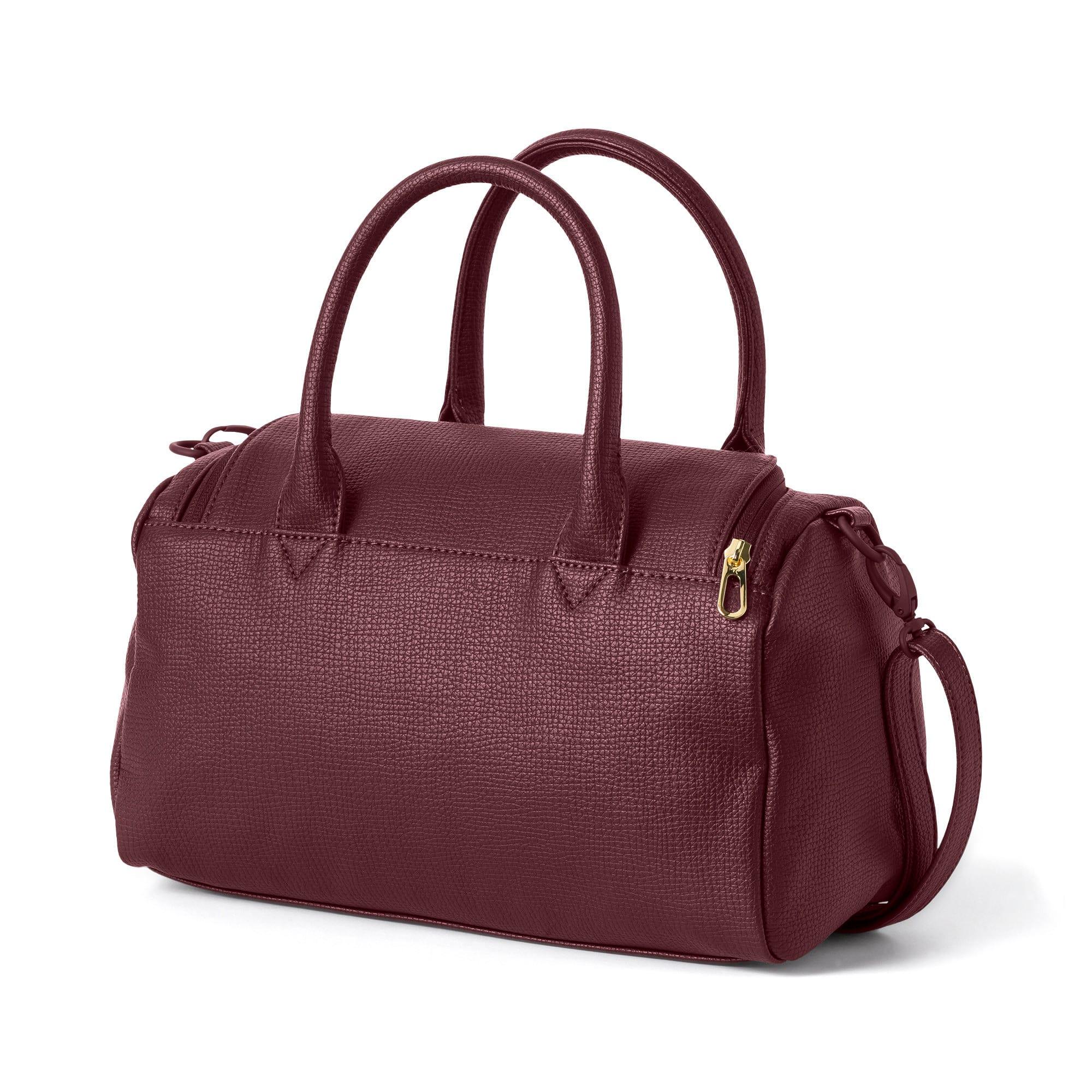Thumbnail 3 of Ferrari Lifestyle Women's Handbag, Vineyard Wine, medium-IND