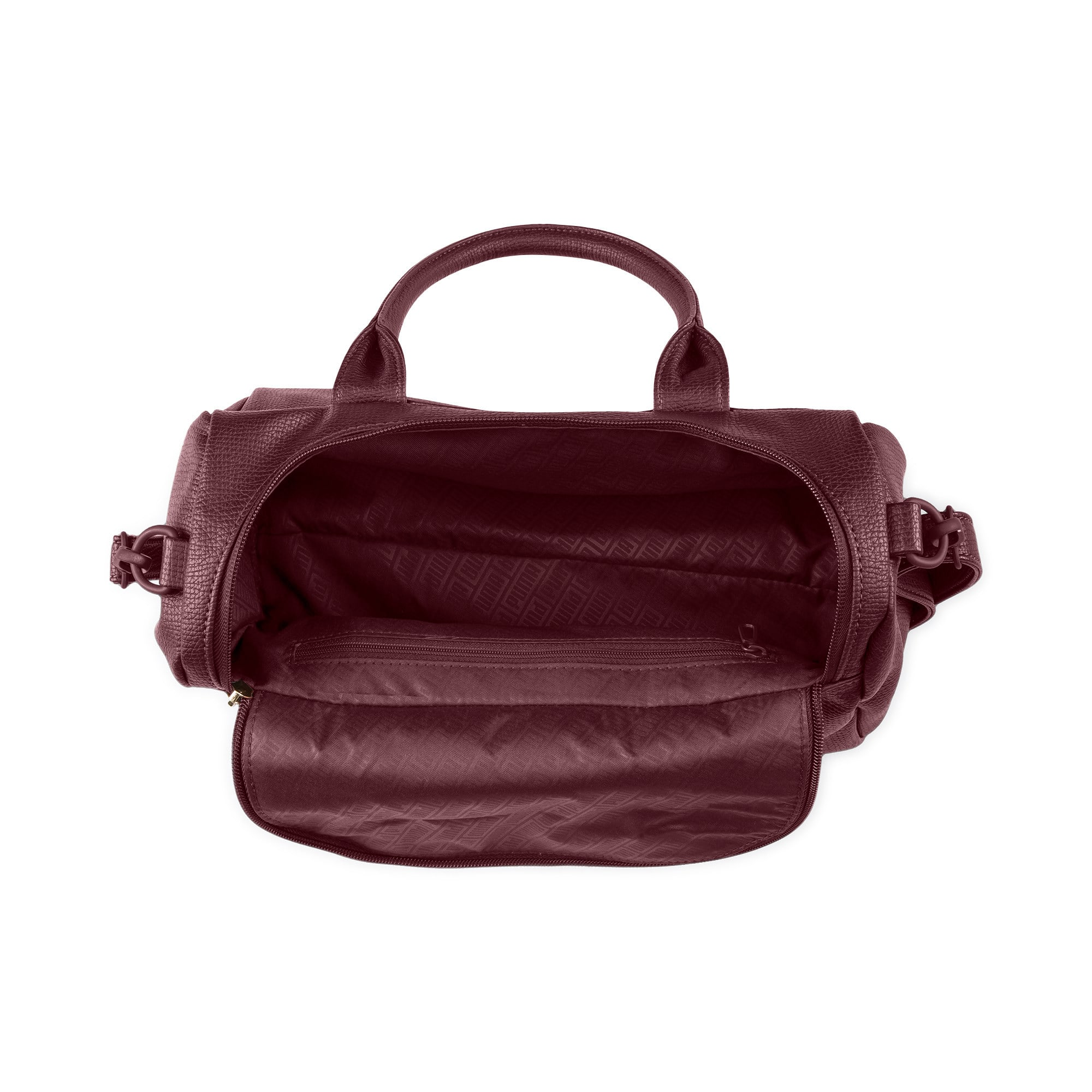 Thumbnail 4 of Ferrari Lifestyle Women's Handbag, Vineyard Wine, medium-IND