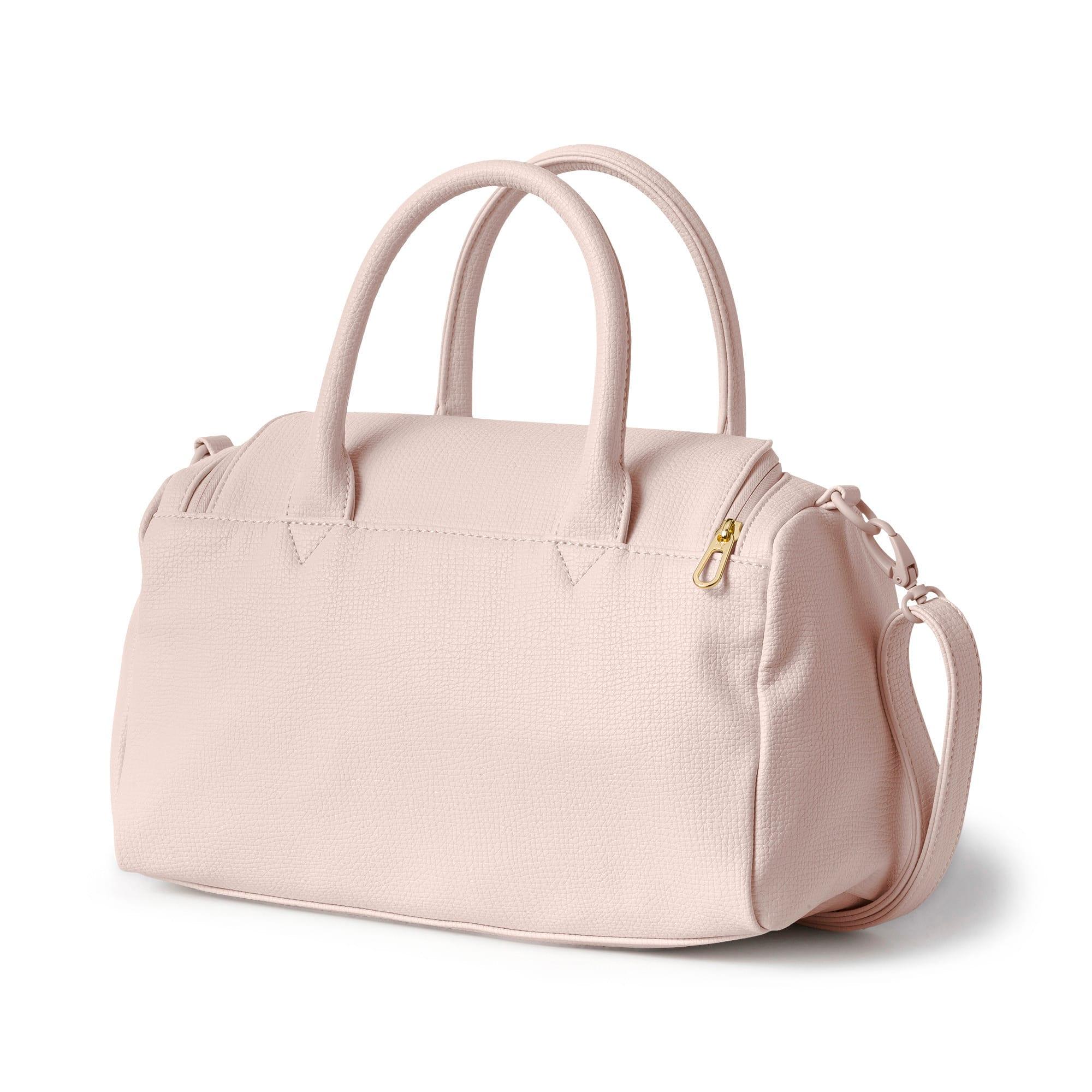 Thumbnail 3 of Ferrari Lifestyle Women's Handbag, Pastel Parchment, medium-IND