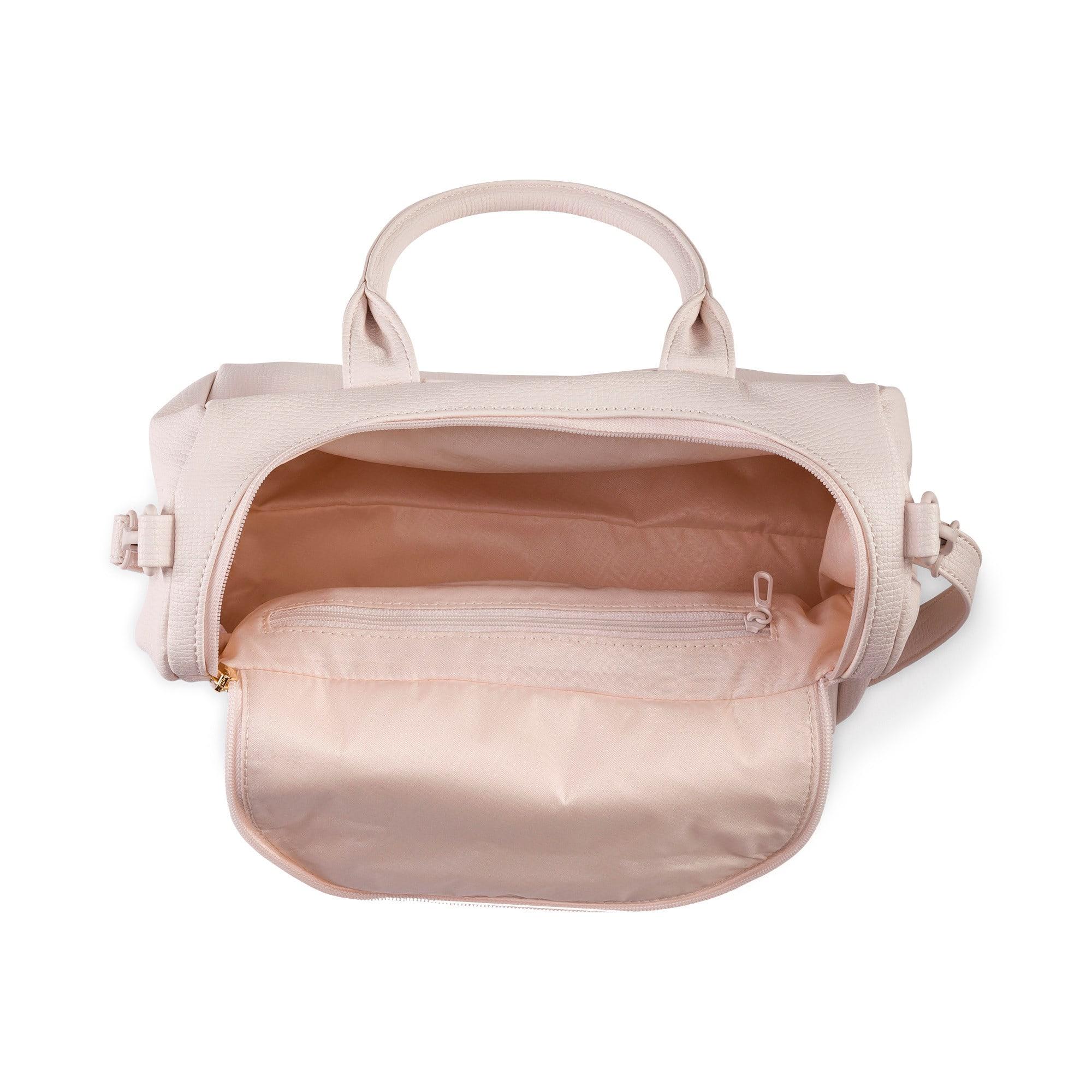Thumbnail 4 of Ferrari Lifestyle Women's Handbag, Pastel Parchment, medium-IND